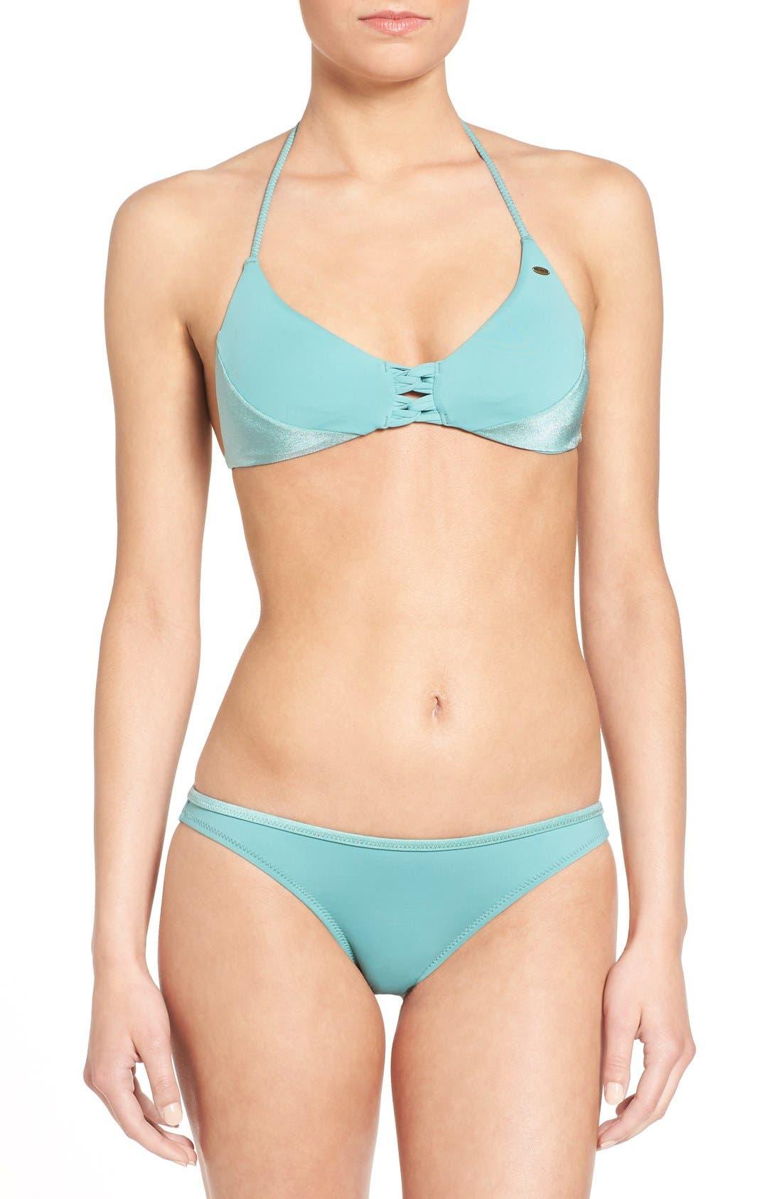 Alternate Image 5  - O'Neill 'Antoinette' Triangle Bikini Top