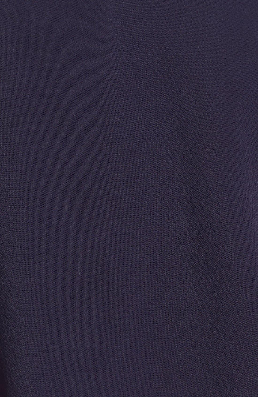 Alternate Image 5  - Kobi Halperin 'Kendra' Embellished Boxy Crepe Blouse