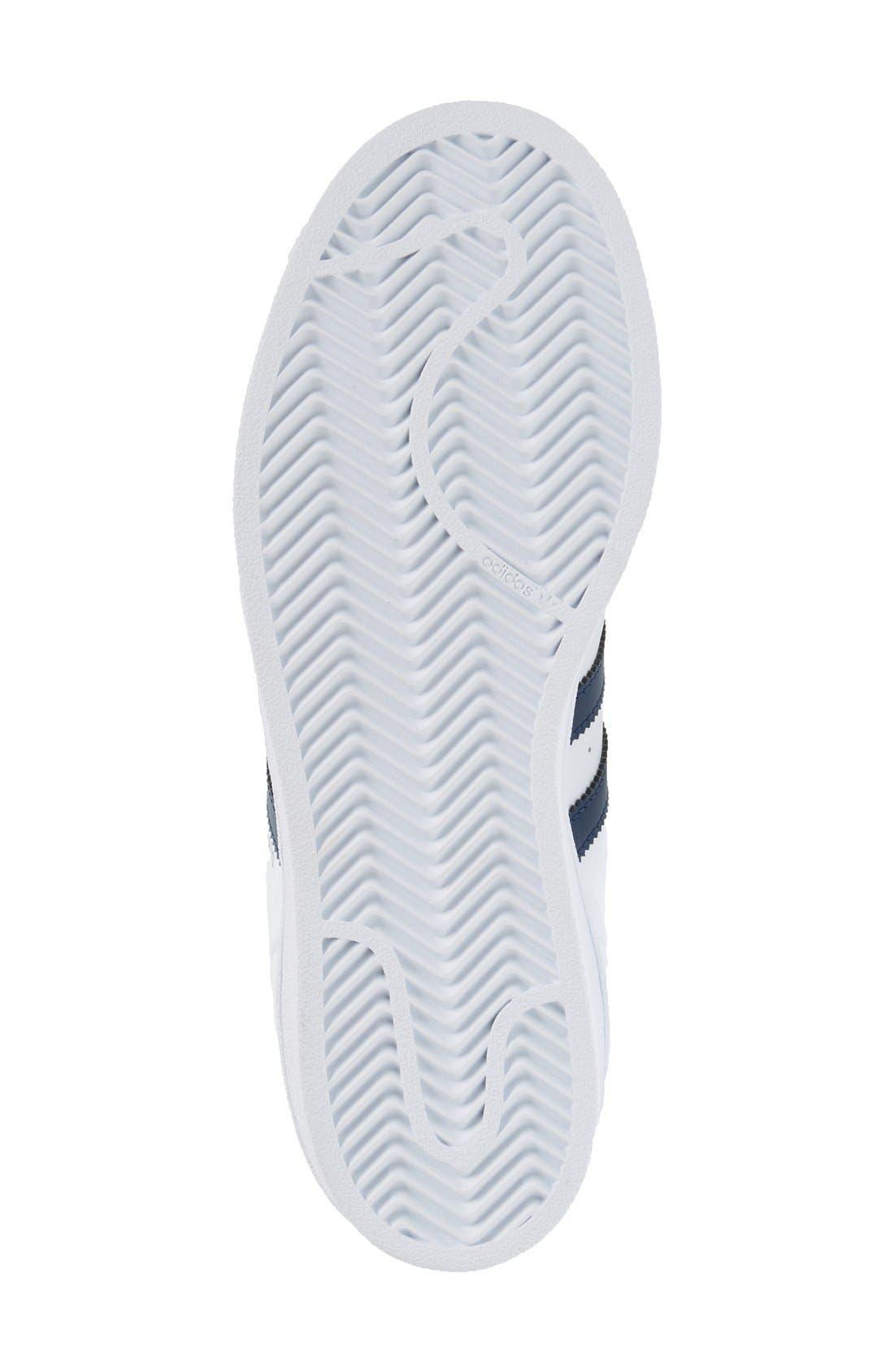 Alternate Image 4  - adidas x The FARM Company Superstar Sneaker
