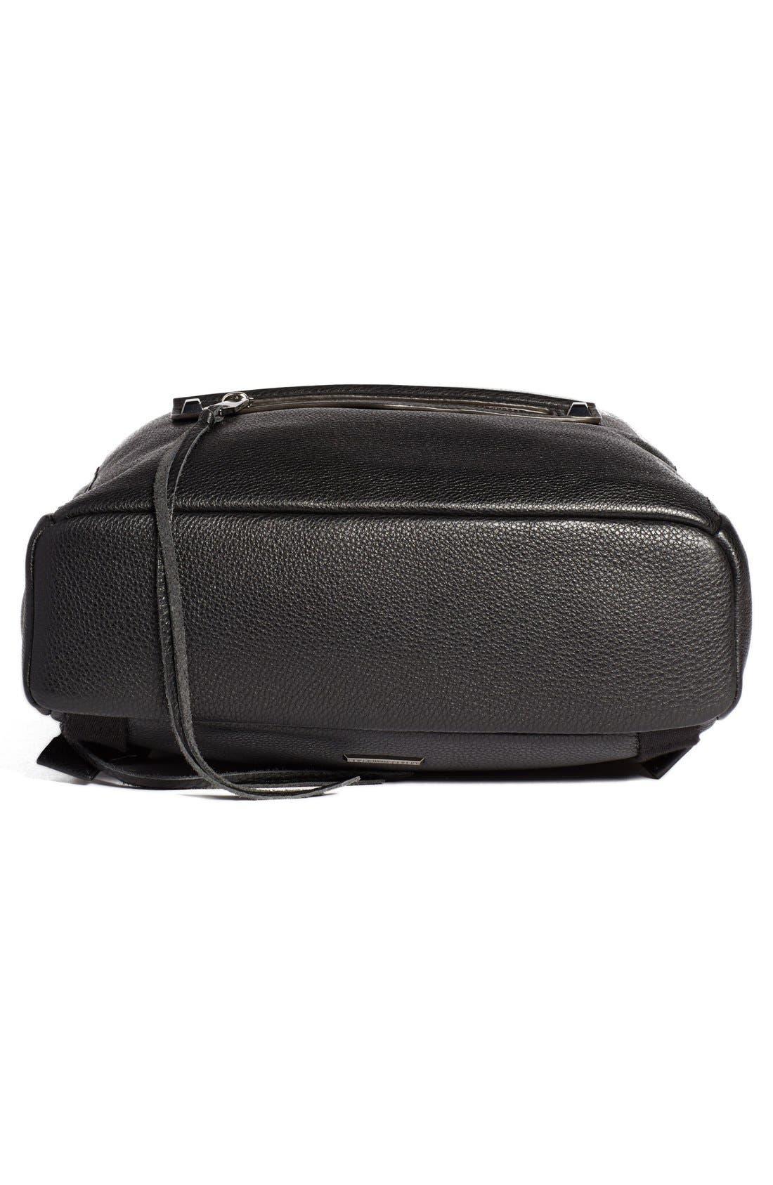 Alternate Image 6  - Rebecca Minkoff 'Always On Regan' Leather Backpack