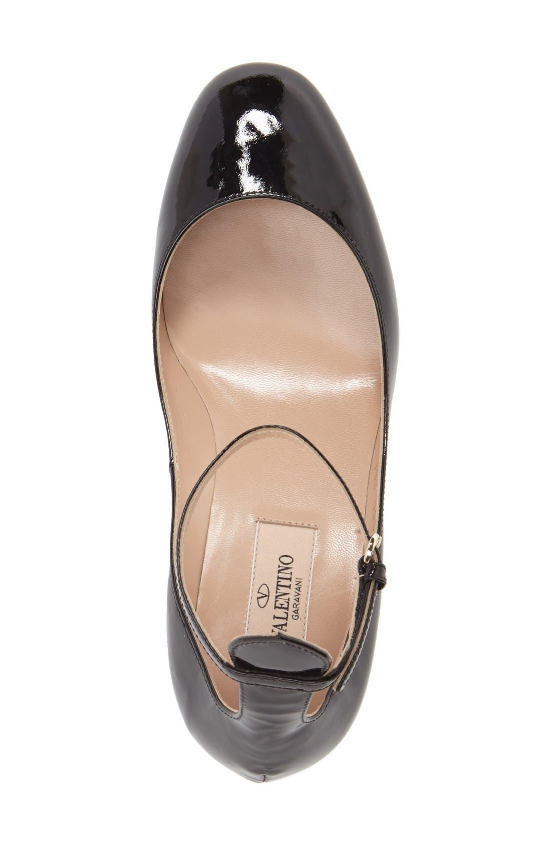 Alternate Image 3  - Valentino 'Tango' Ankle Strap Pump (Women)