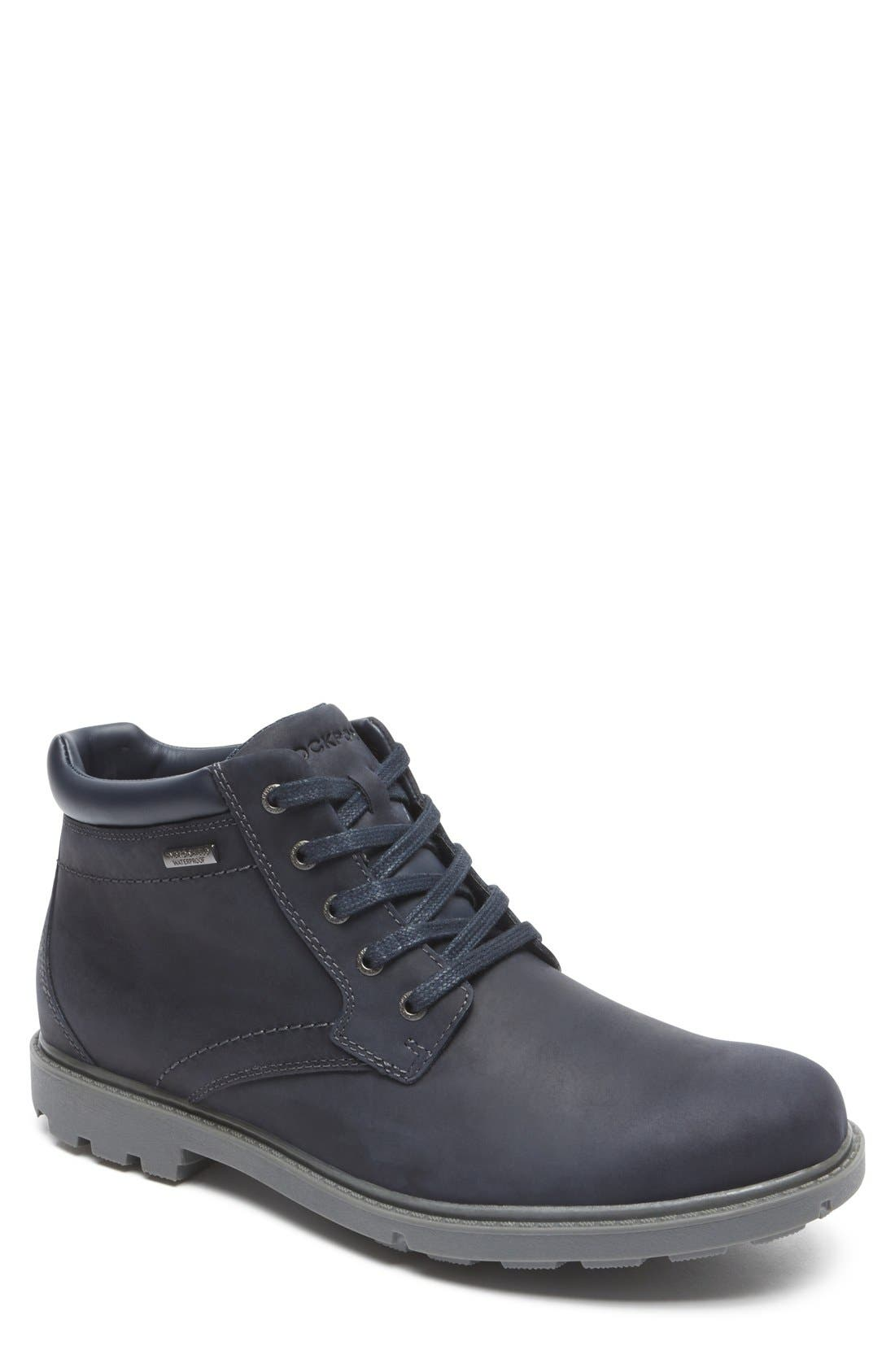 ROCKPORT 'Rugged Bucks Mid' Waterproof Boot