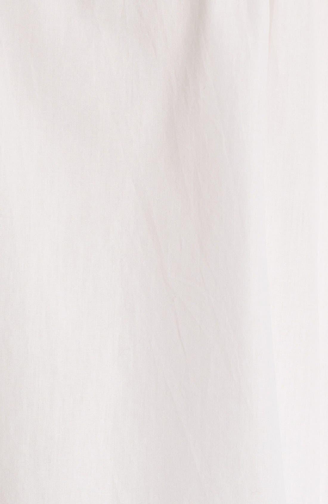 Alternate Image 3  - Y's by Yohji Yamamoto Dolman Sleeve Cotton Blouse