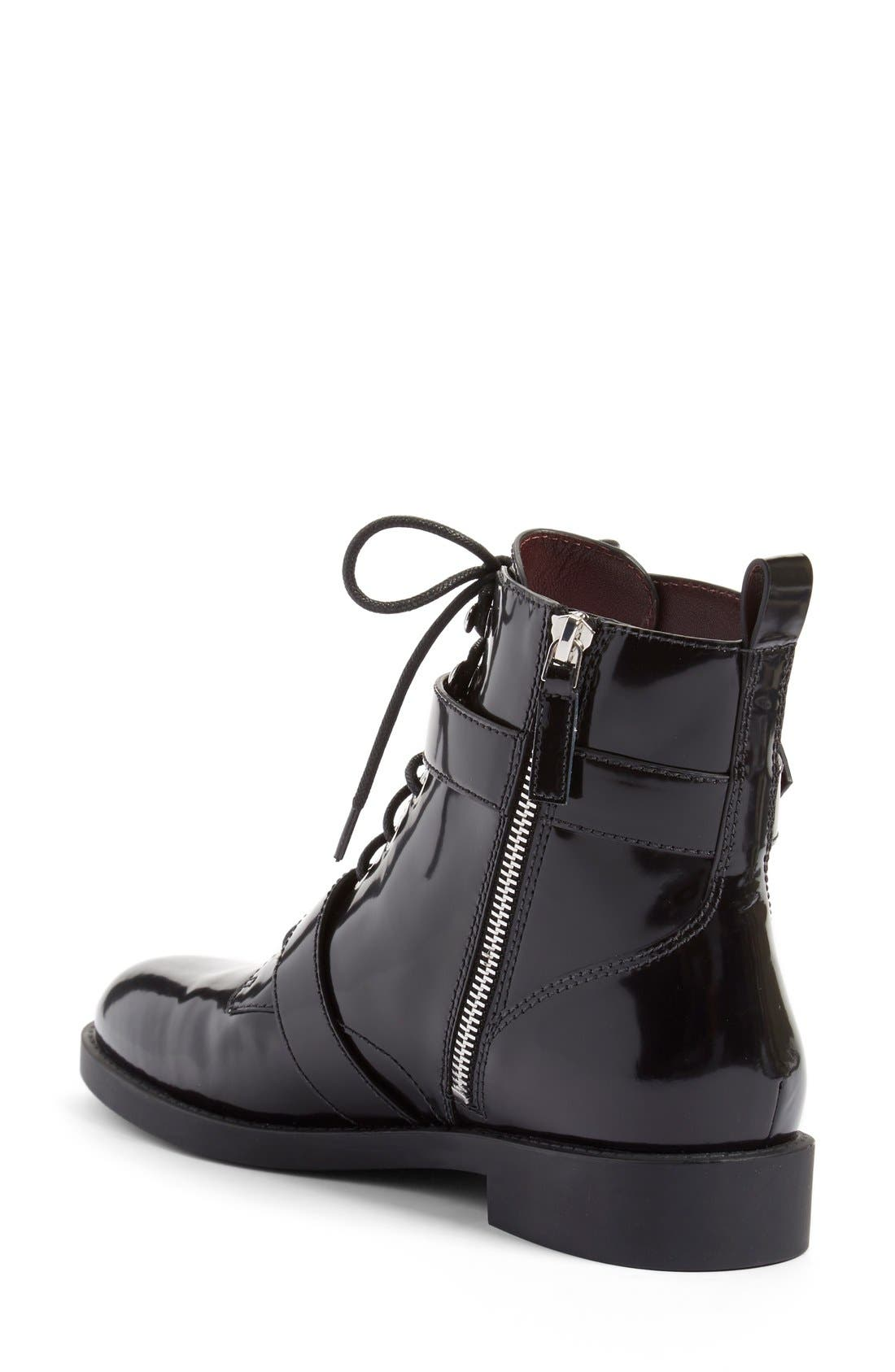 Alternate Image 2  - MARC JACOBS 'Taylor' Moto Ankle Boot (Women)