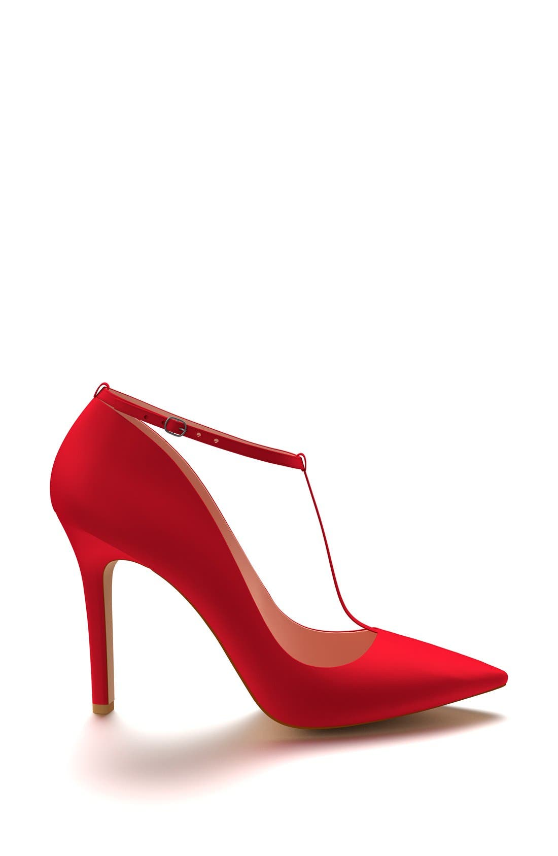 Alternate Image 2  - Shoes of Prey T-Strap Pump (Women)