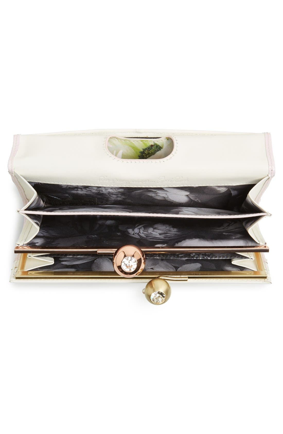 Alternate Image 2  - Ted Baker London 'Quinby' Matinee Wallet
