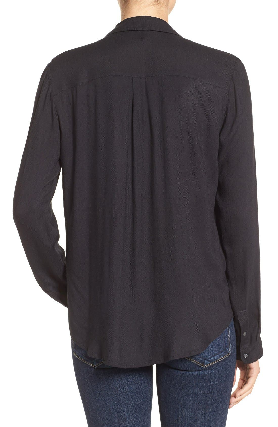 Alternate Image 2  - PAIGE 'Everleigh' Shirt