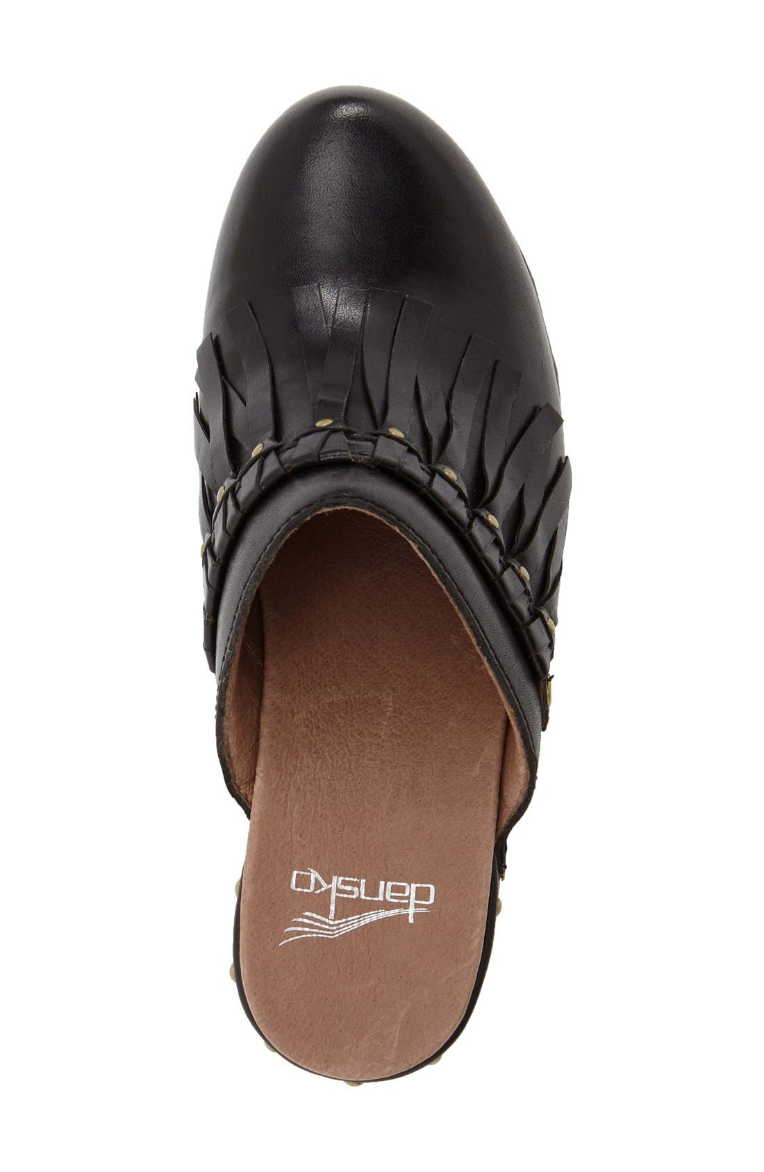 Alternate Image 3  - Dansko 'Deni' Clog (Women)