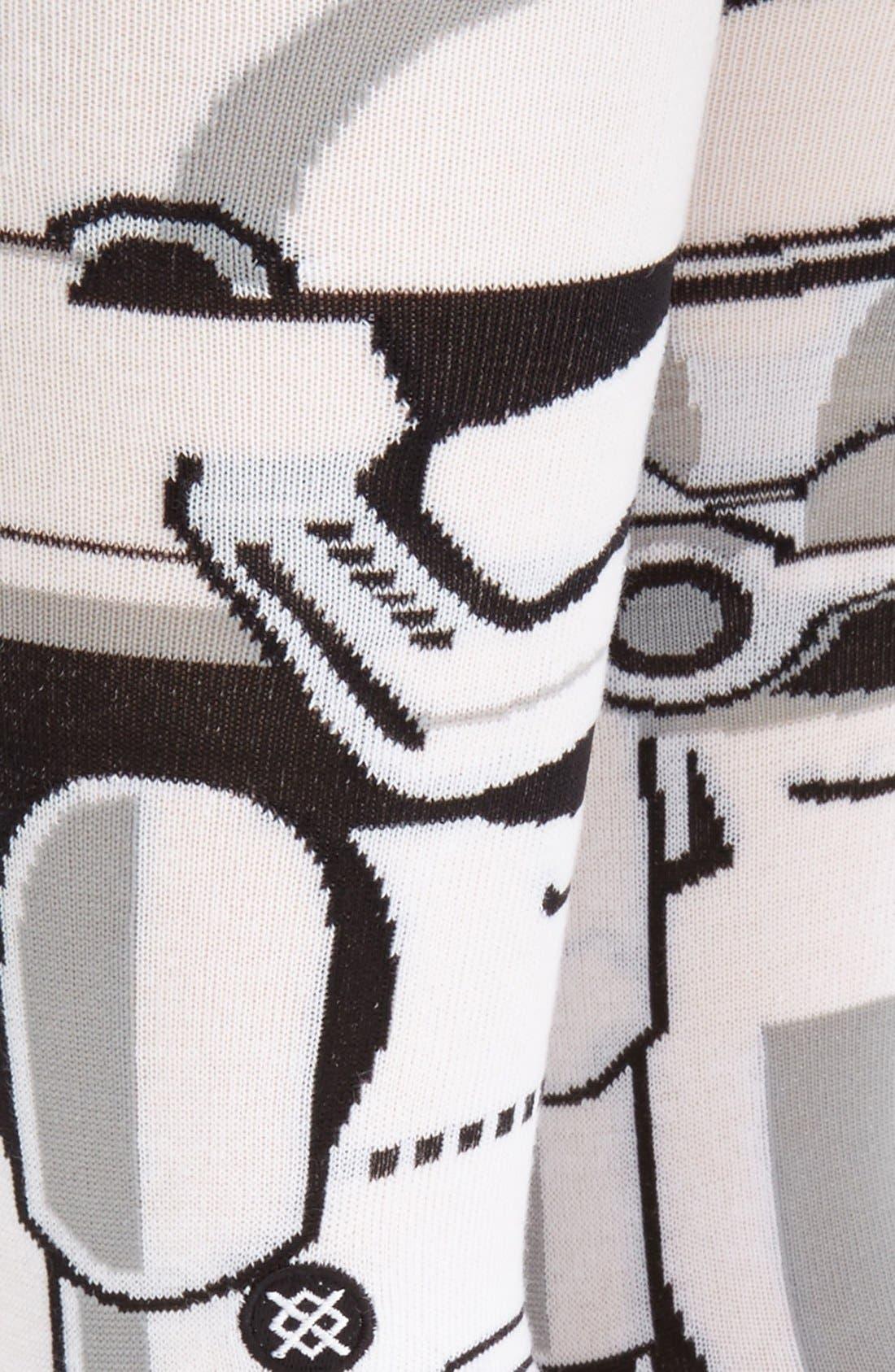 Alternate Image 2  - Stance 'Star Wars™ - Trooper 2' Socks