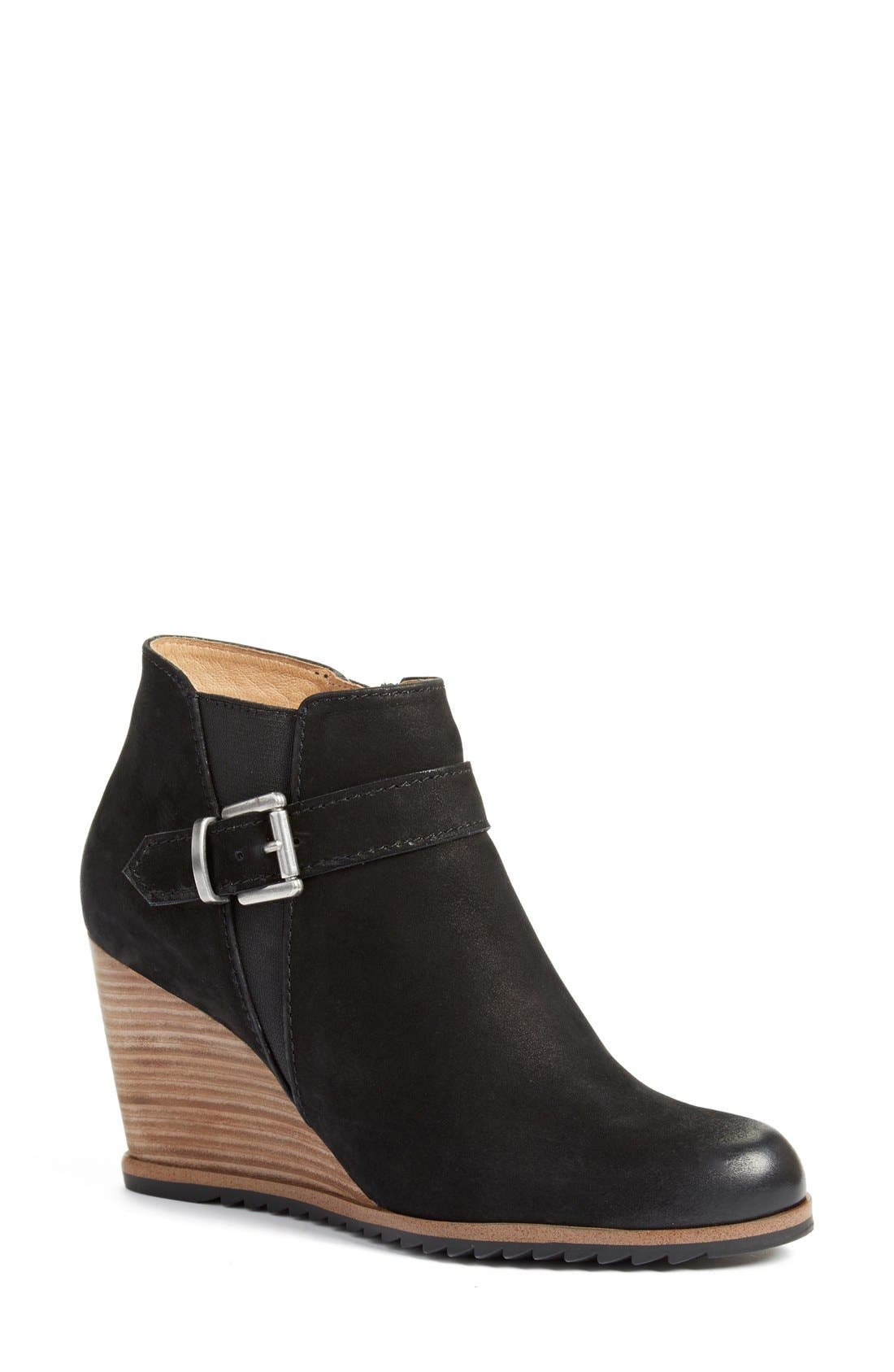 Alternate Image 1 Selected - Caslon® 'Addison' Wedge Bootie (Women)