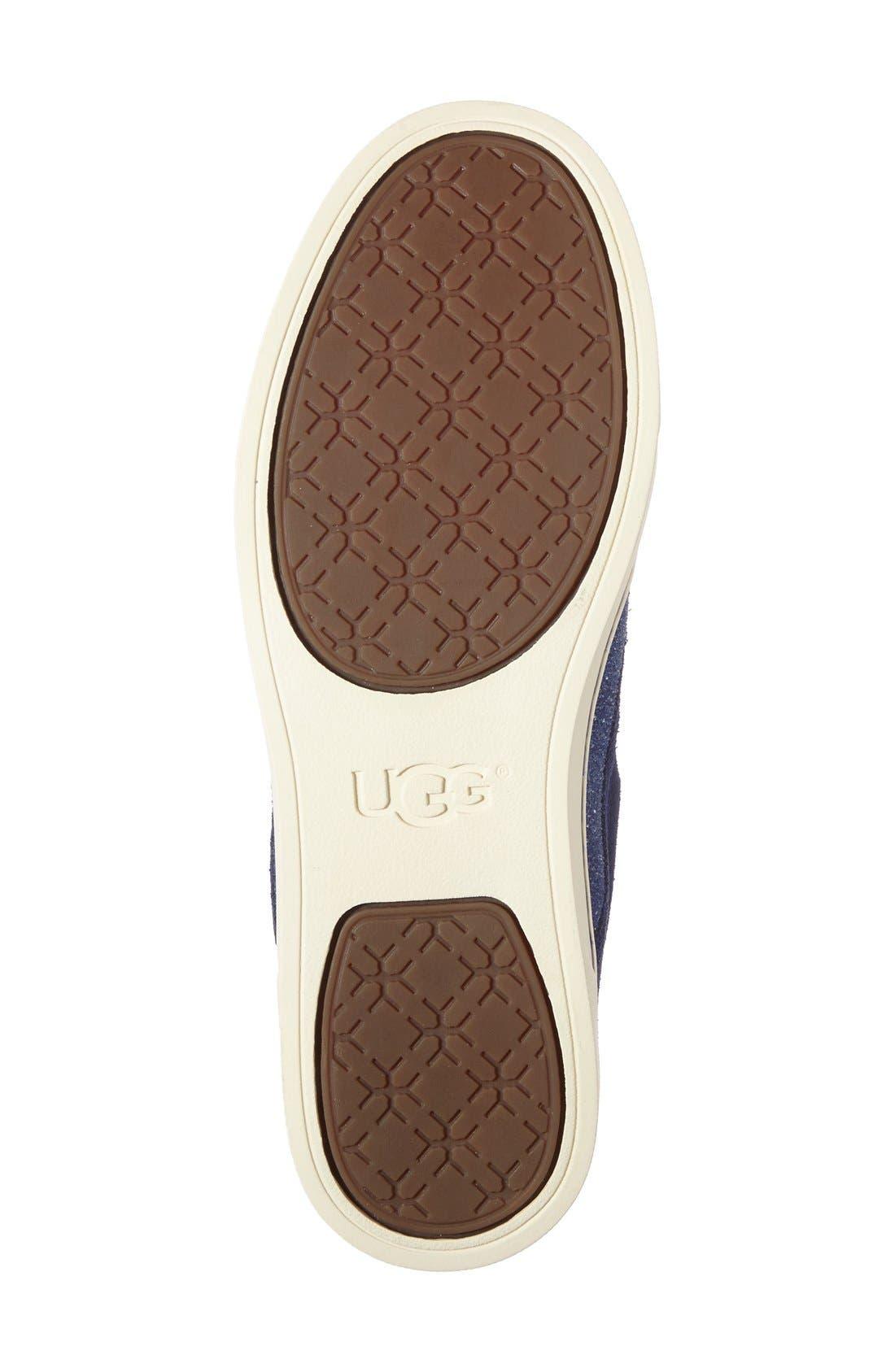 Alternate Image 4  - UGG® Fierce Slip-On Sneaker (Women)