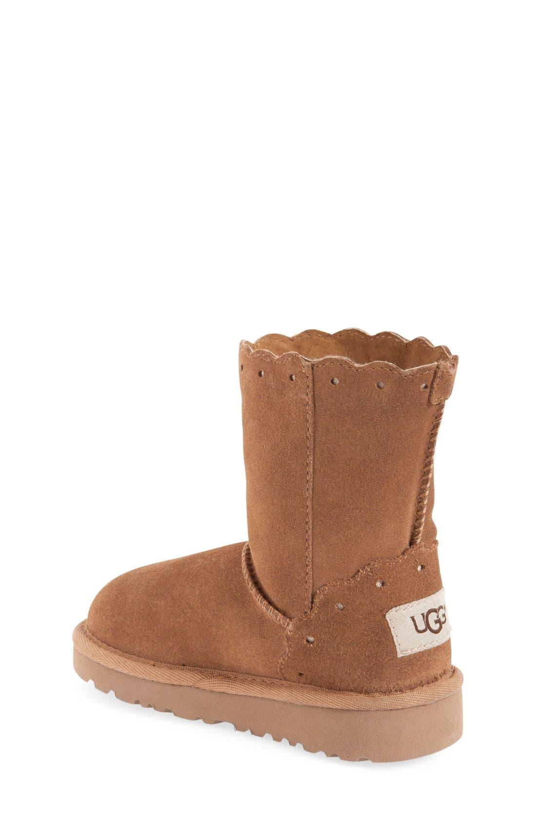 Alternate Image 2  - UGG® Fame Boot (Walker, Toddler, Little Kid & Big Kid) (Nordstrom Exclusive)