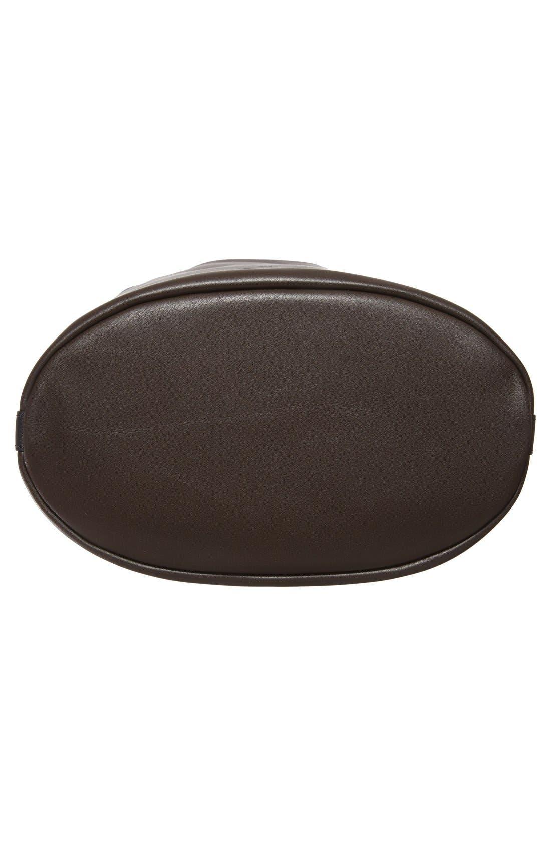 Alternate Image 6  - Longchamp 'Small 2.0' Leather Bucket Bag