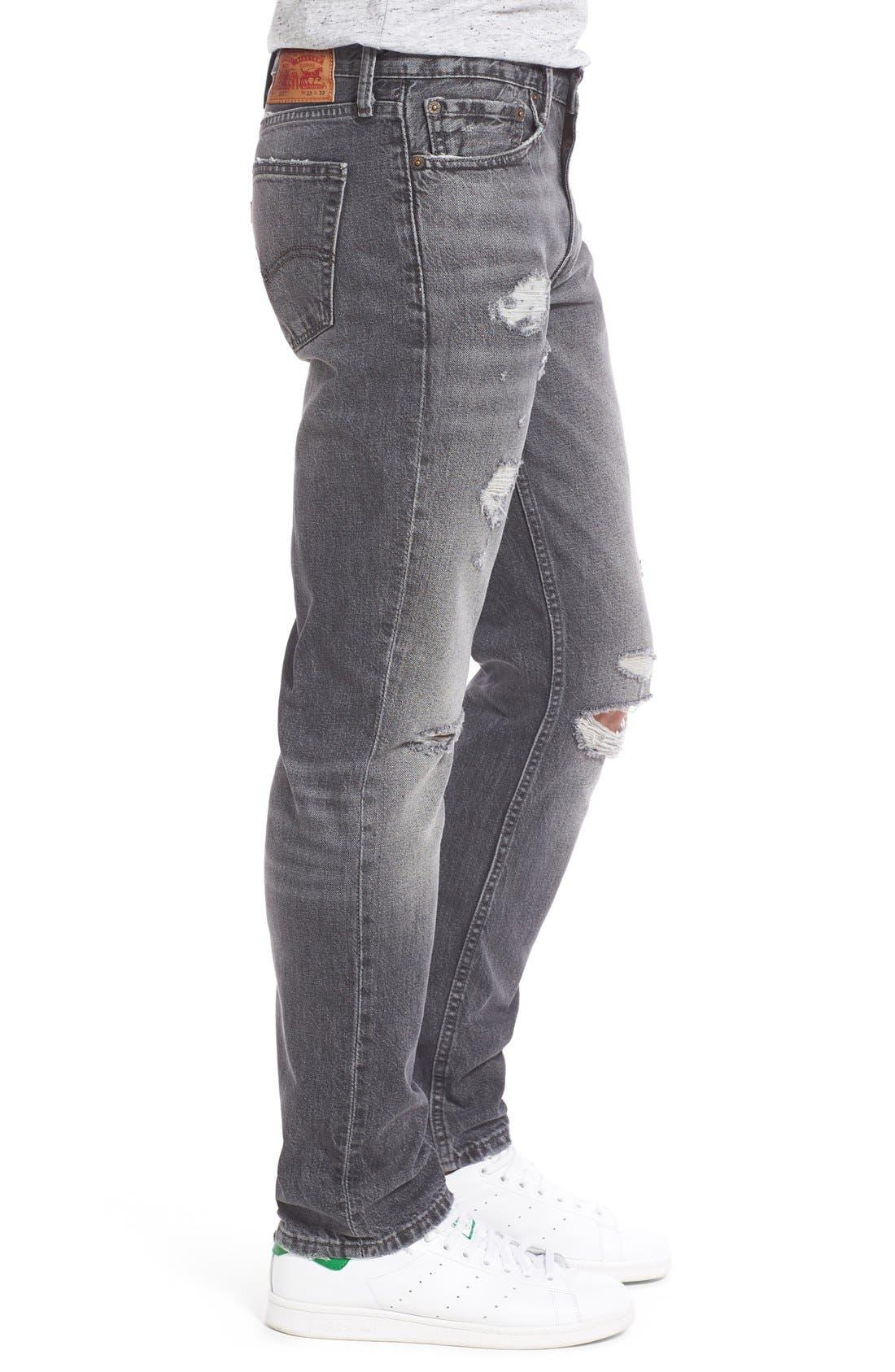 Alternate Image 3  - Levi's® 511™ Slim Fit Jeans (Antique Rust)