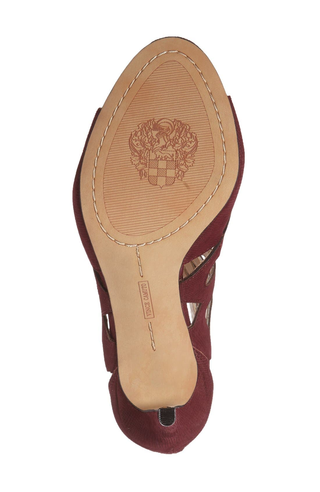 Alternate Image 4  - Vince Camuto 'Calivia' Sandal (Women)