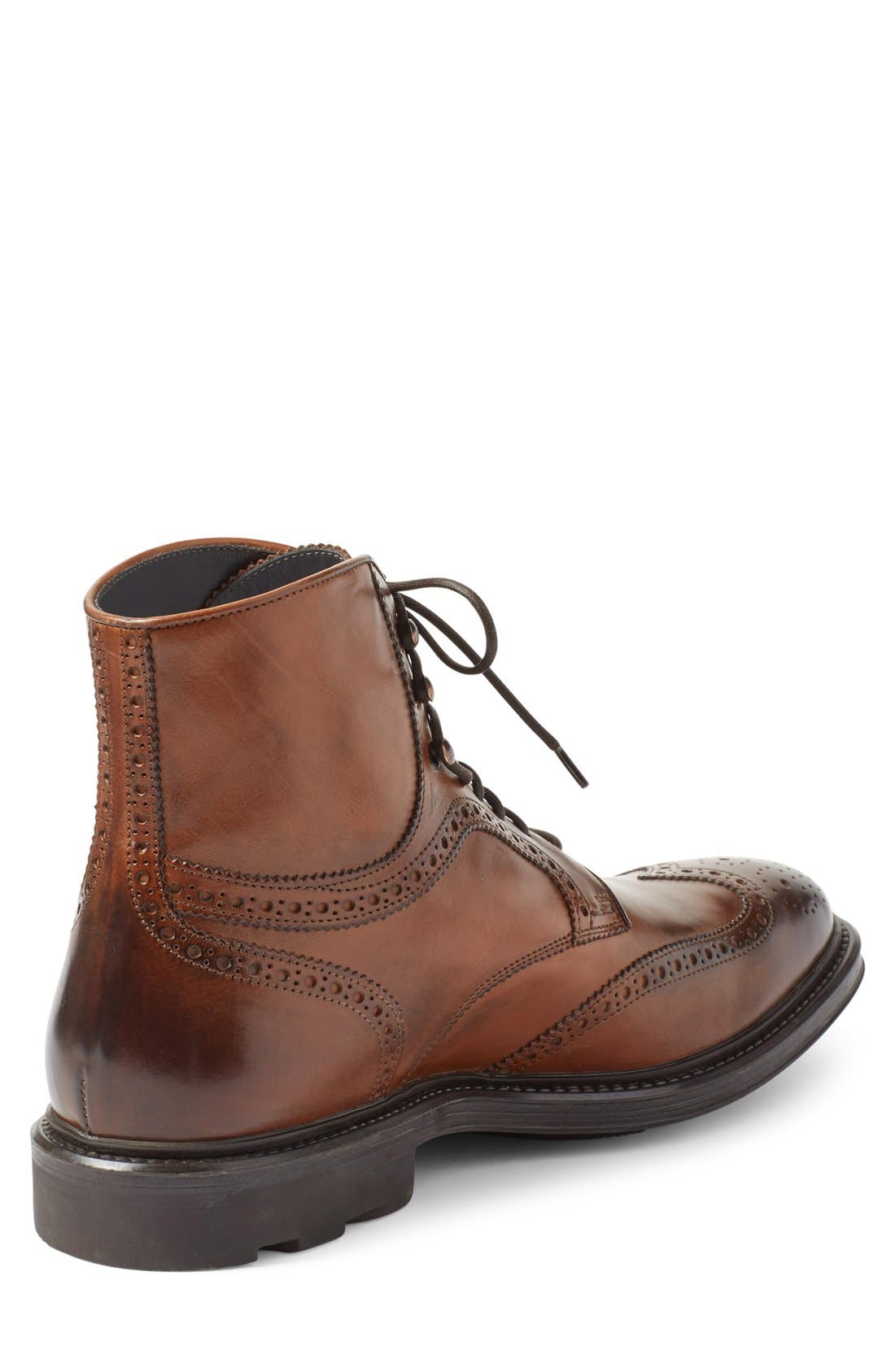 Alternate Image 2  - To Boot New York 'Hobson' Wingtip Boot (Men)