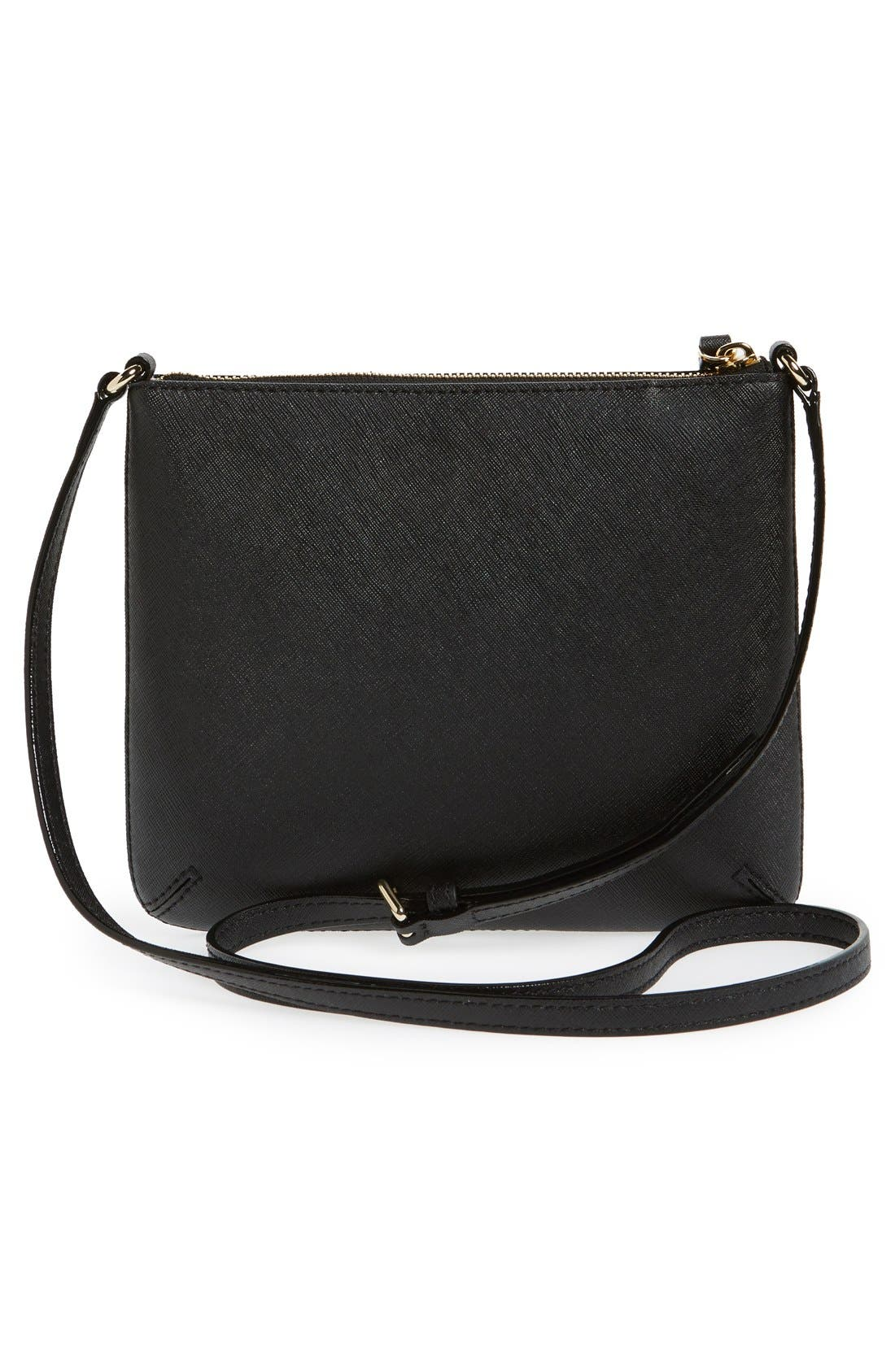 Alternate Image 3  - kate spade new york 'tenley' saffiano leather crossbody bag