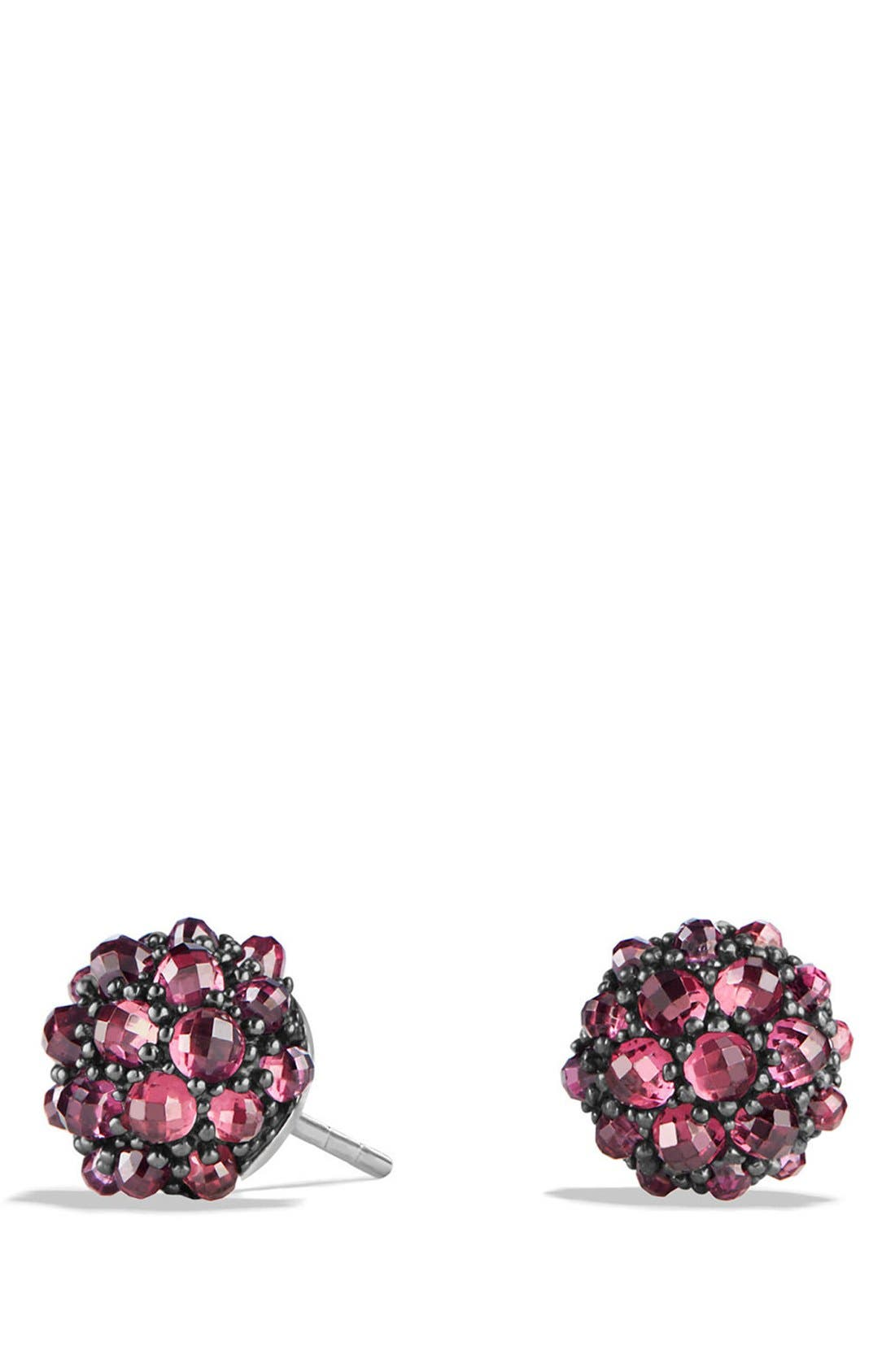 David Yurman Osetra Stud Earrings