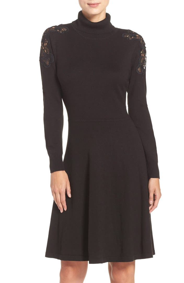 Turtleneck dresses are not limited to just fall or winter wear. We feature cheap turtleneck dresses in mini length, midi length and max length.