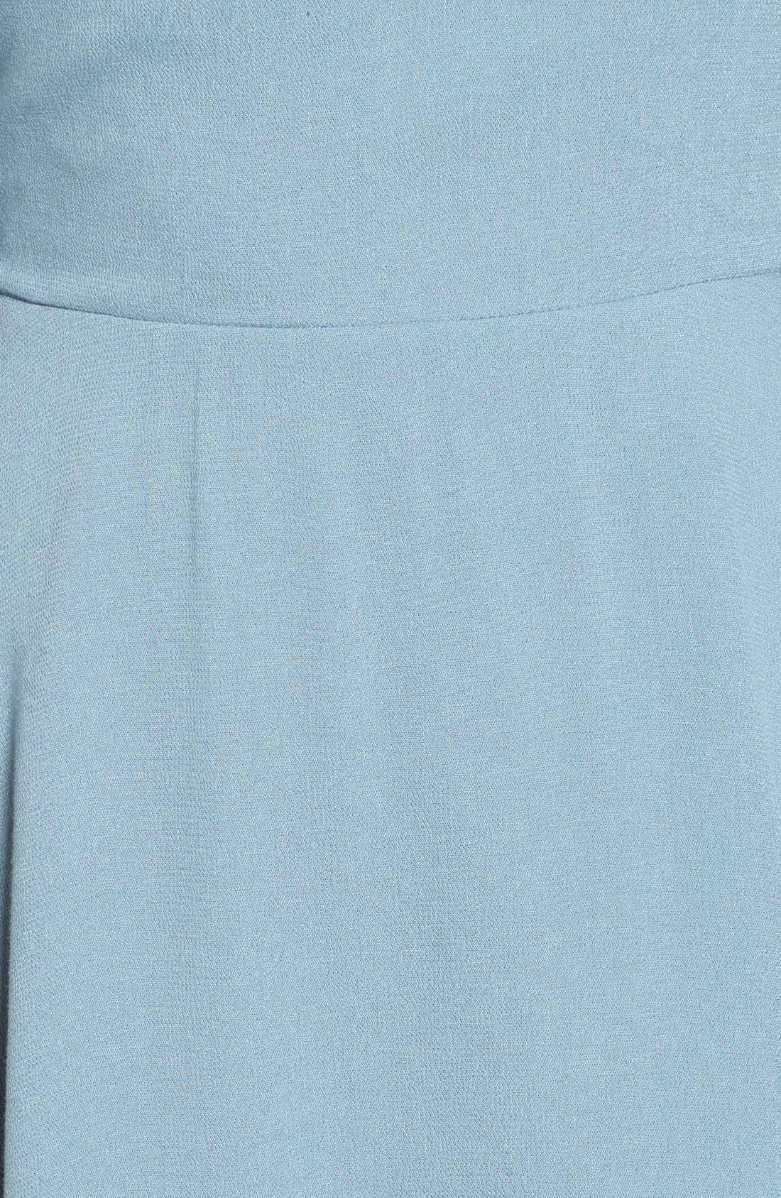 Alternate Image 5  - Lovers + Friends 'Shimmy' Skater Dress