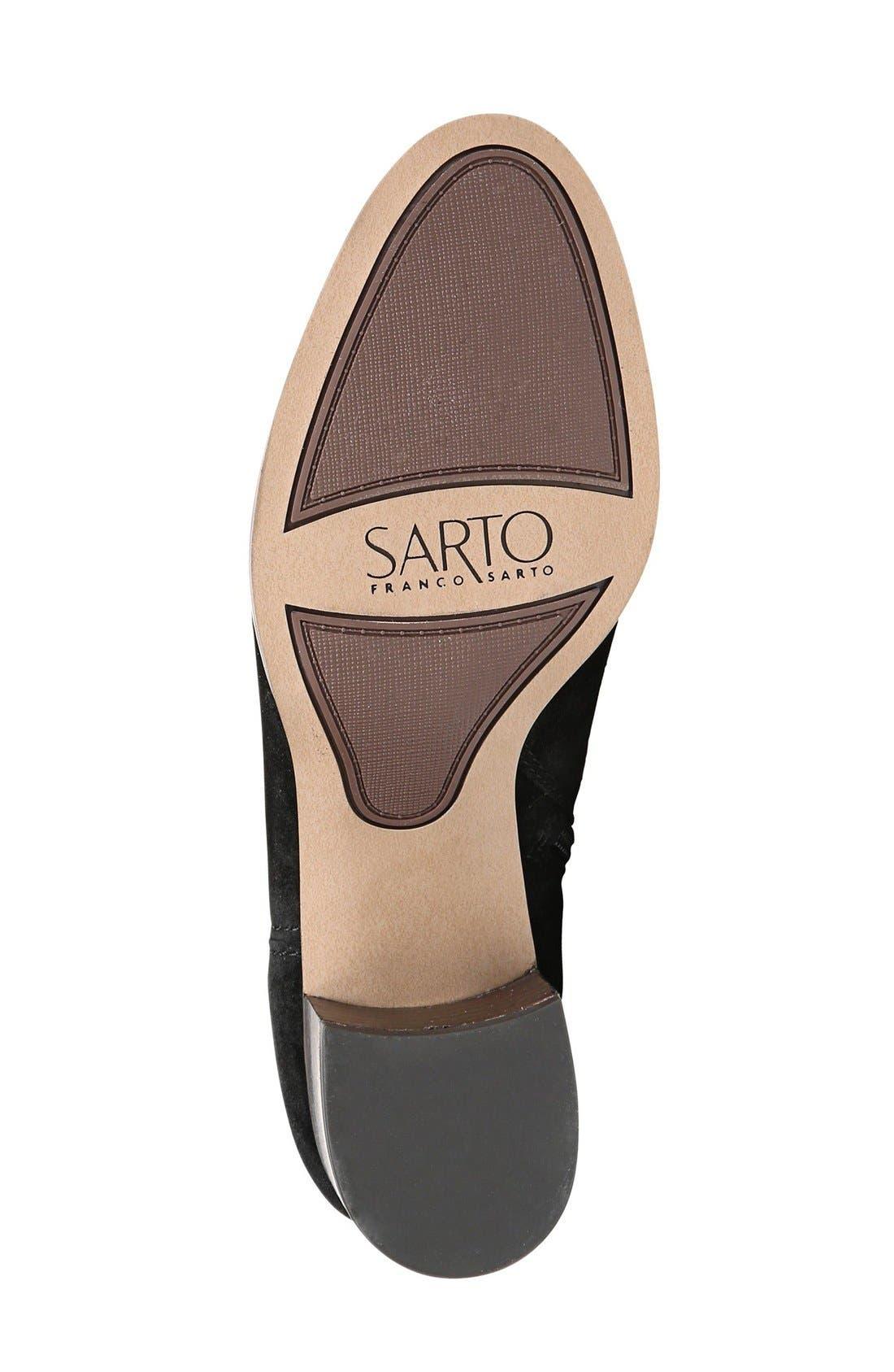 Alternate Image 4  - SARTO by Franco Sarto 'Catina' Bootie (Women)
