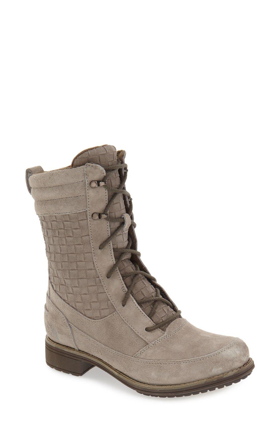 Alternate Image 1 Selected - The North Face 'Bridgeton Lace' Waterproof Boot (Women)