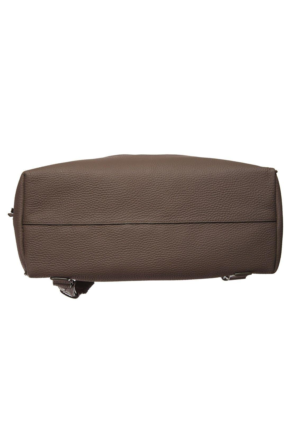 Alternate Image 6  - ALLSAINTS Kita Convertible Leather Backpack