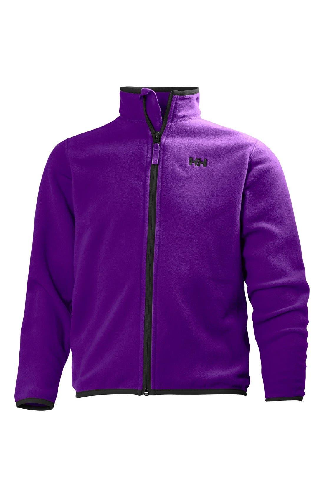 HELLY HANSEN Jr. Daybreaker Polartec® Fleece Jacket