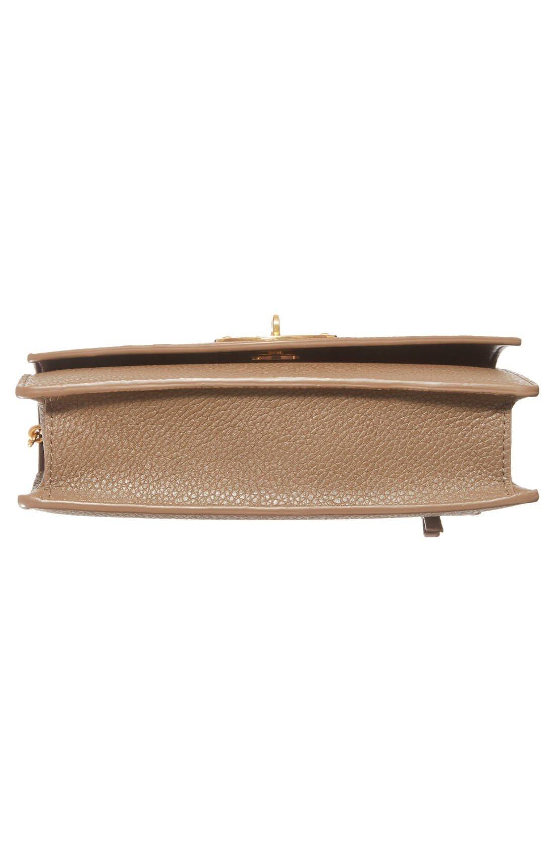Alternate Image 6  - Mulberry 'Postman's Lock' Leather Crossbody Clutch