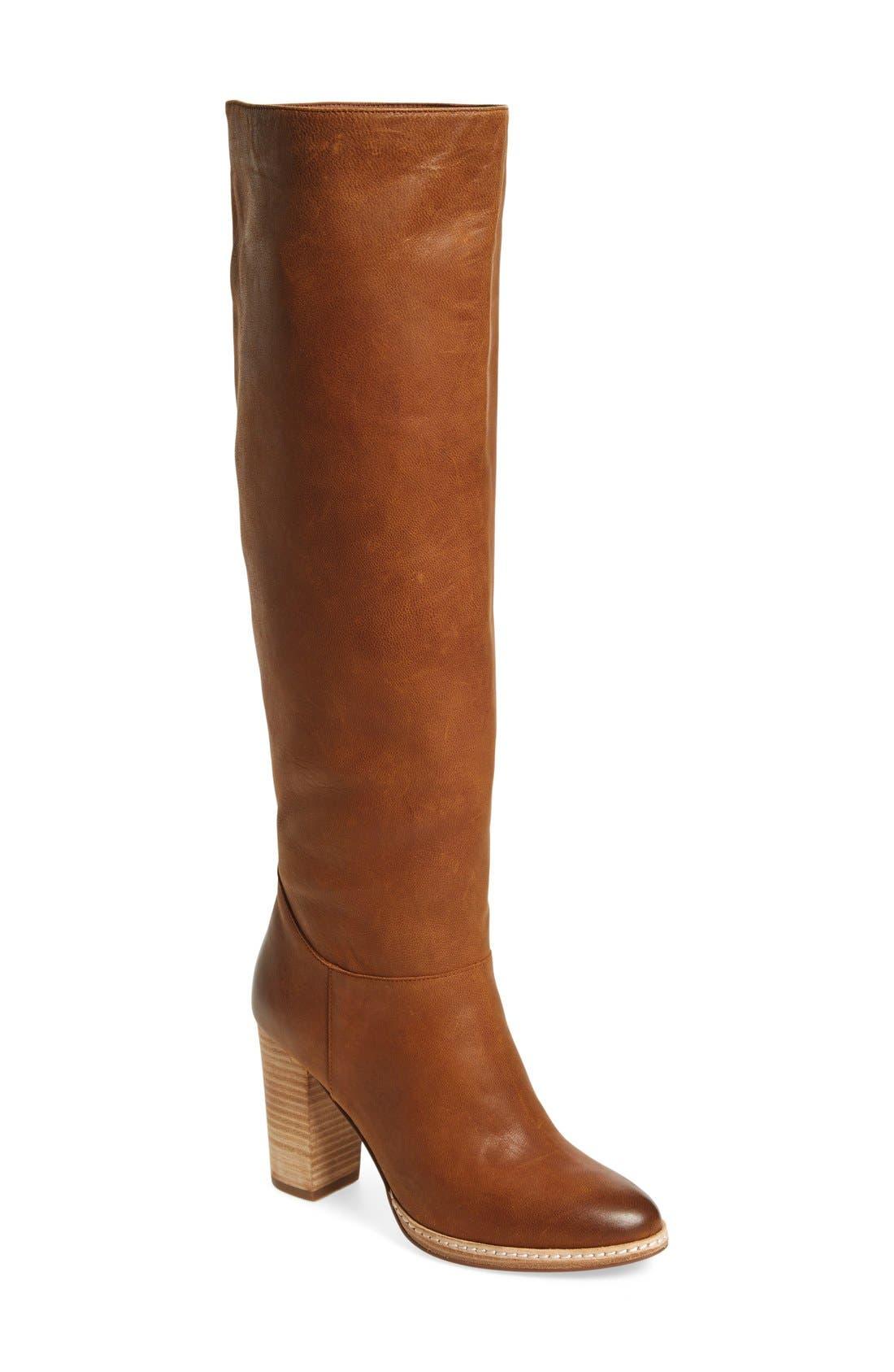 Alternate Image 1 Selected - Linea Paolo 'Kody' Tall Boot (Women)