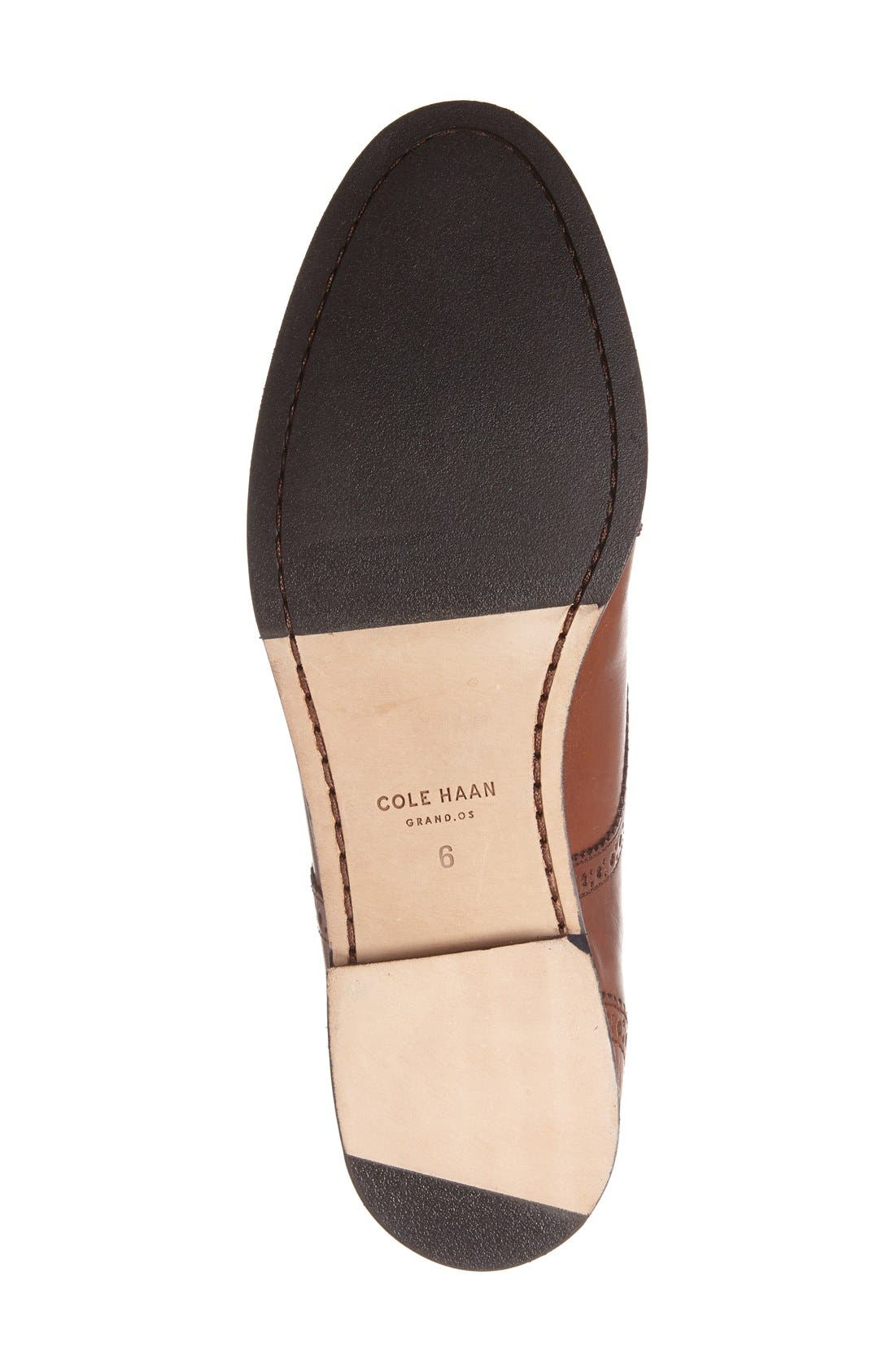 Alternate Image 4  - Cole Haan Grand.OS Oxford (Women)
