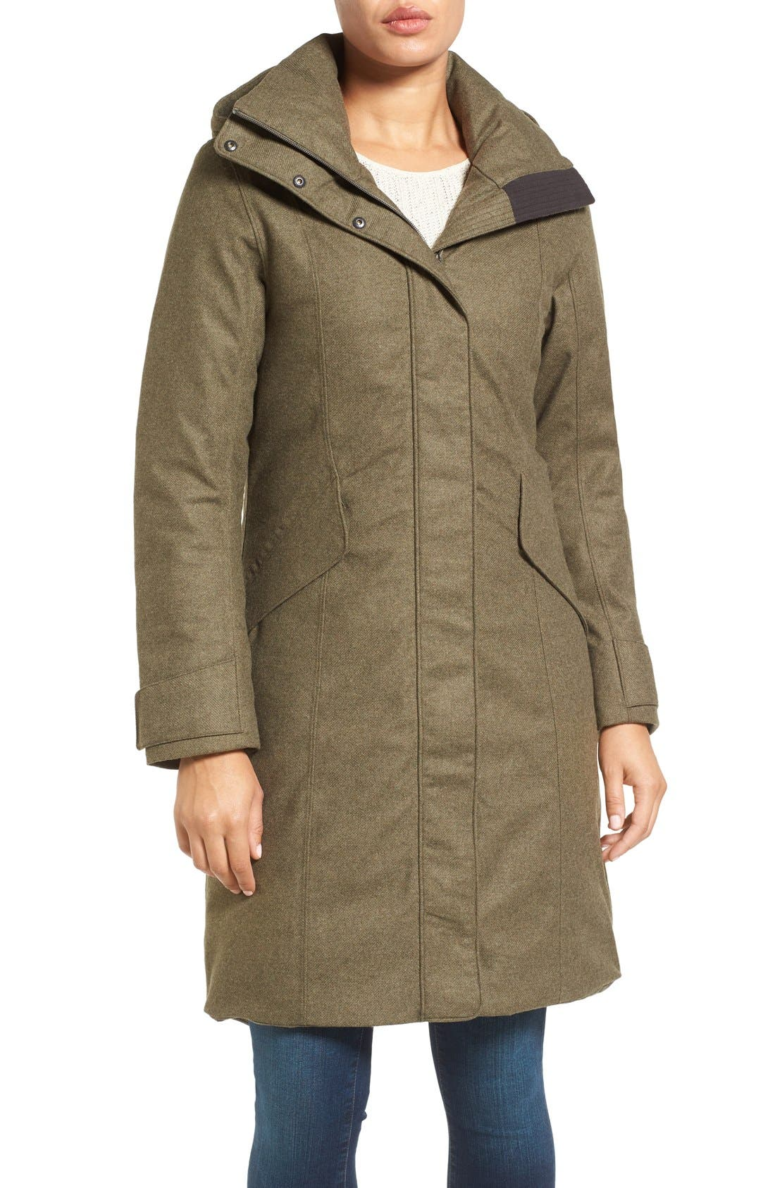 Nau 'Prato' Hooded Down Parka