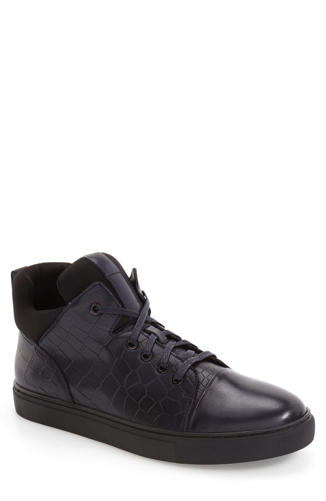 Zanzara 'Remix' High Top Sneaker (Men)