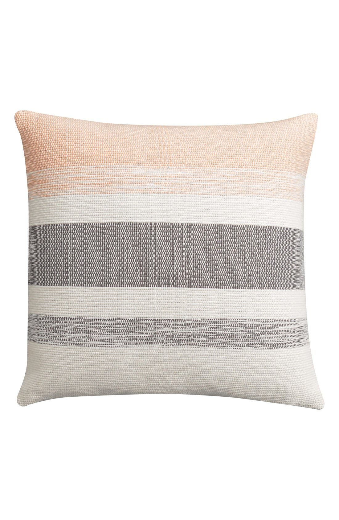 Alternate Image 1 Selected - cupcakes and cashmere Stripe Accent Pillow