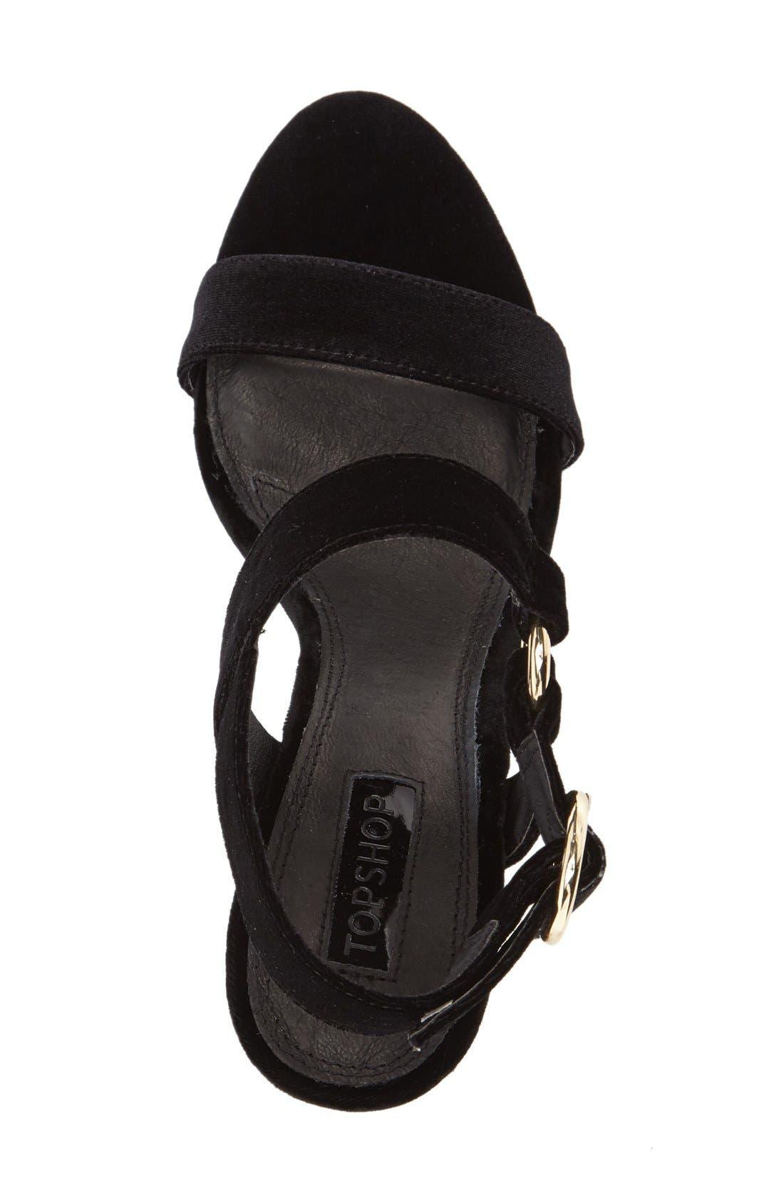 Alternate Image 3  - Topshop 'Renee' Slingback Sandal (Women)
