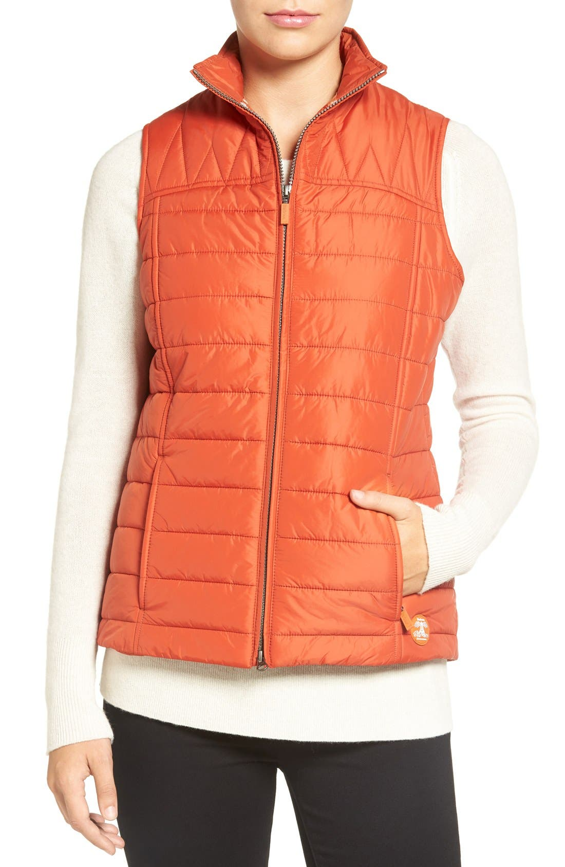 Barbour 'Brae' Quilted Vest