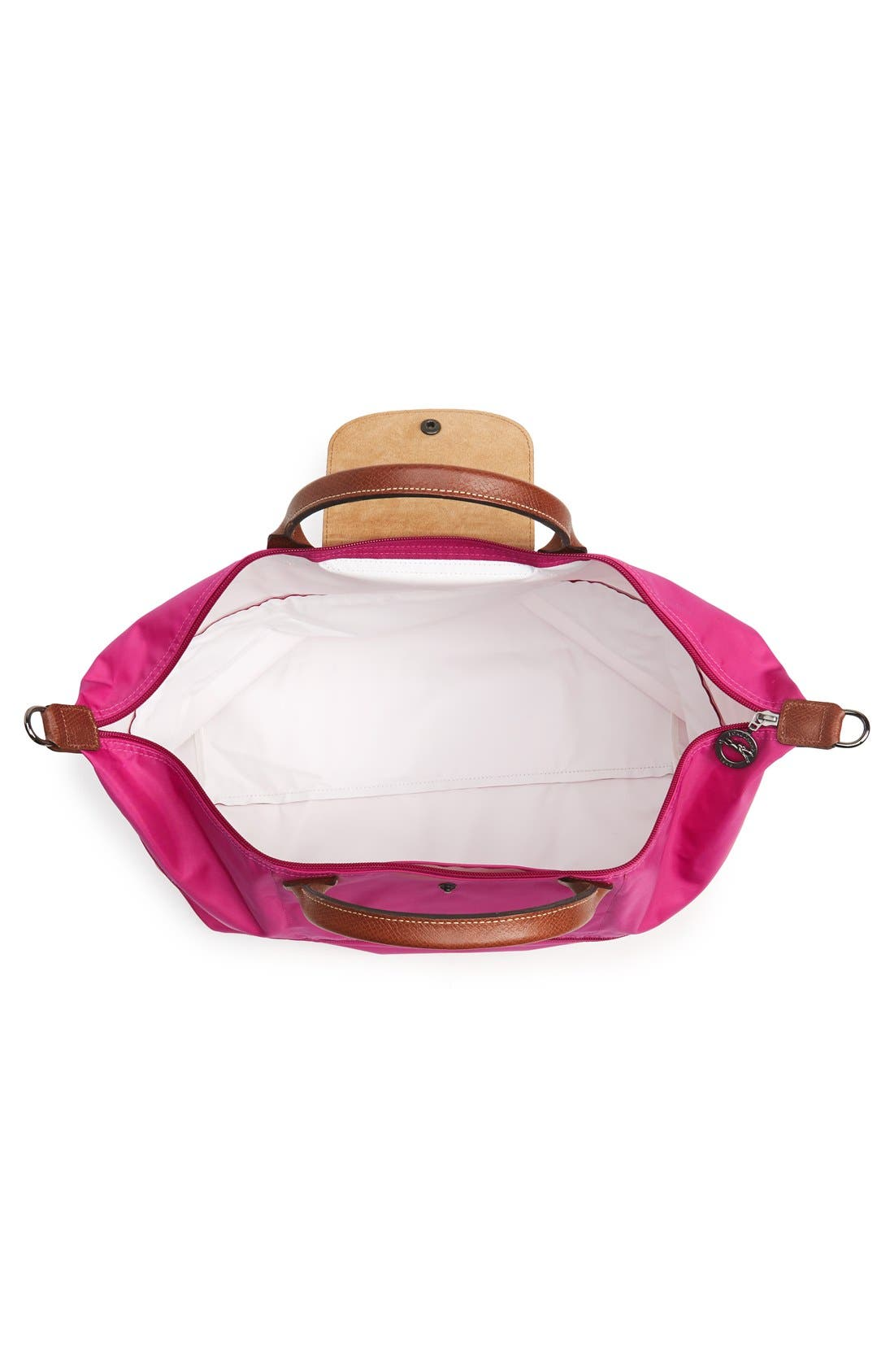 Alternate Image 3  - Longchamp 'Le Pliage' Expandable Travel Bag (21 Inch)