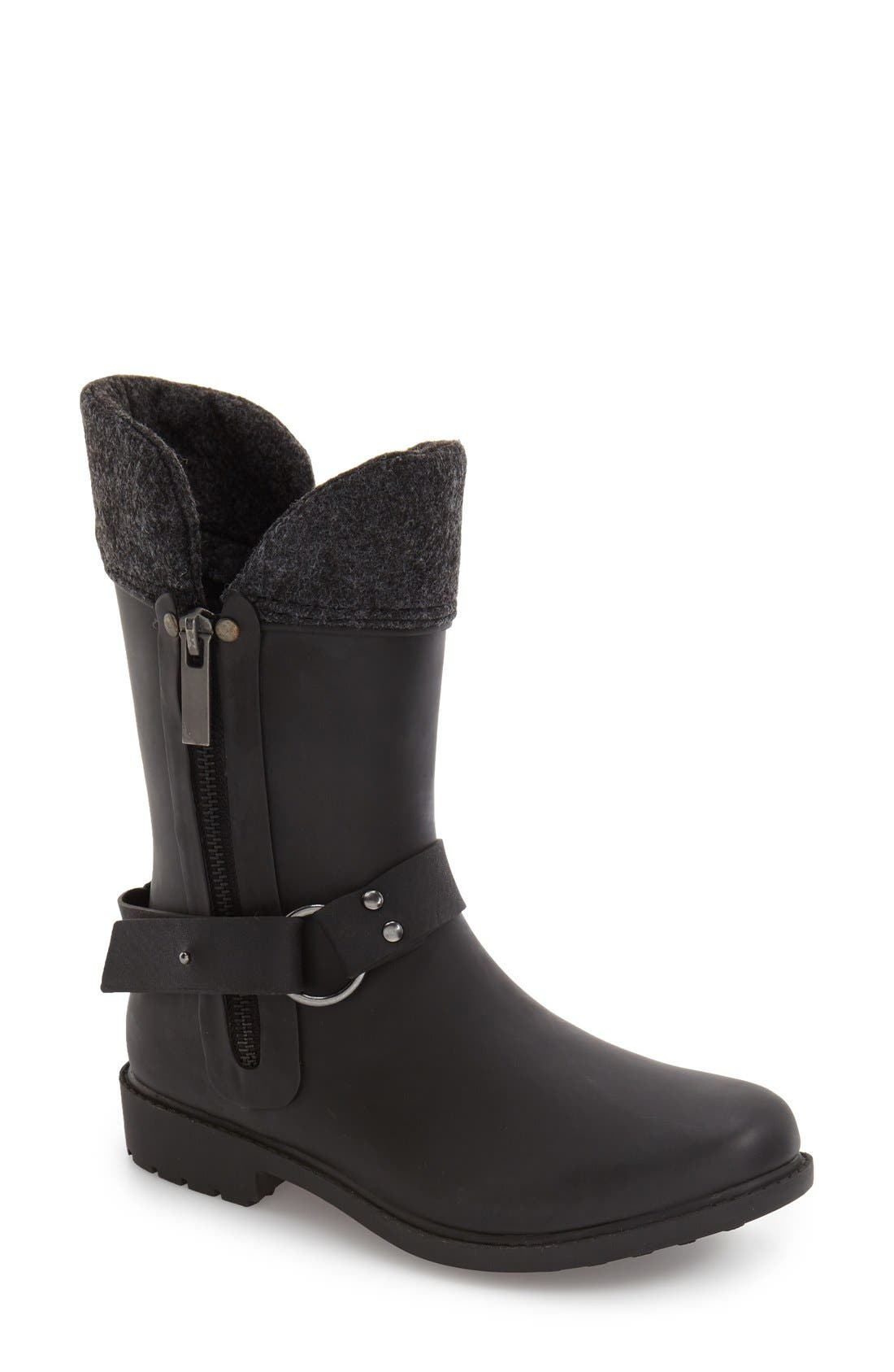 CHOOKA Dressage Moto Rain Boot
