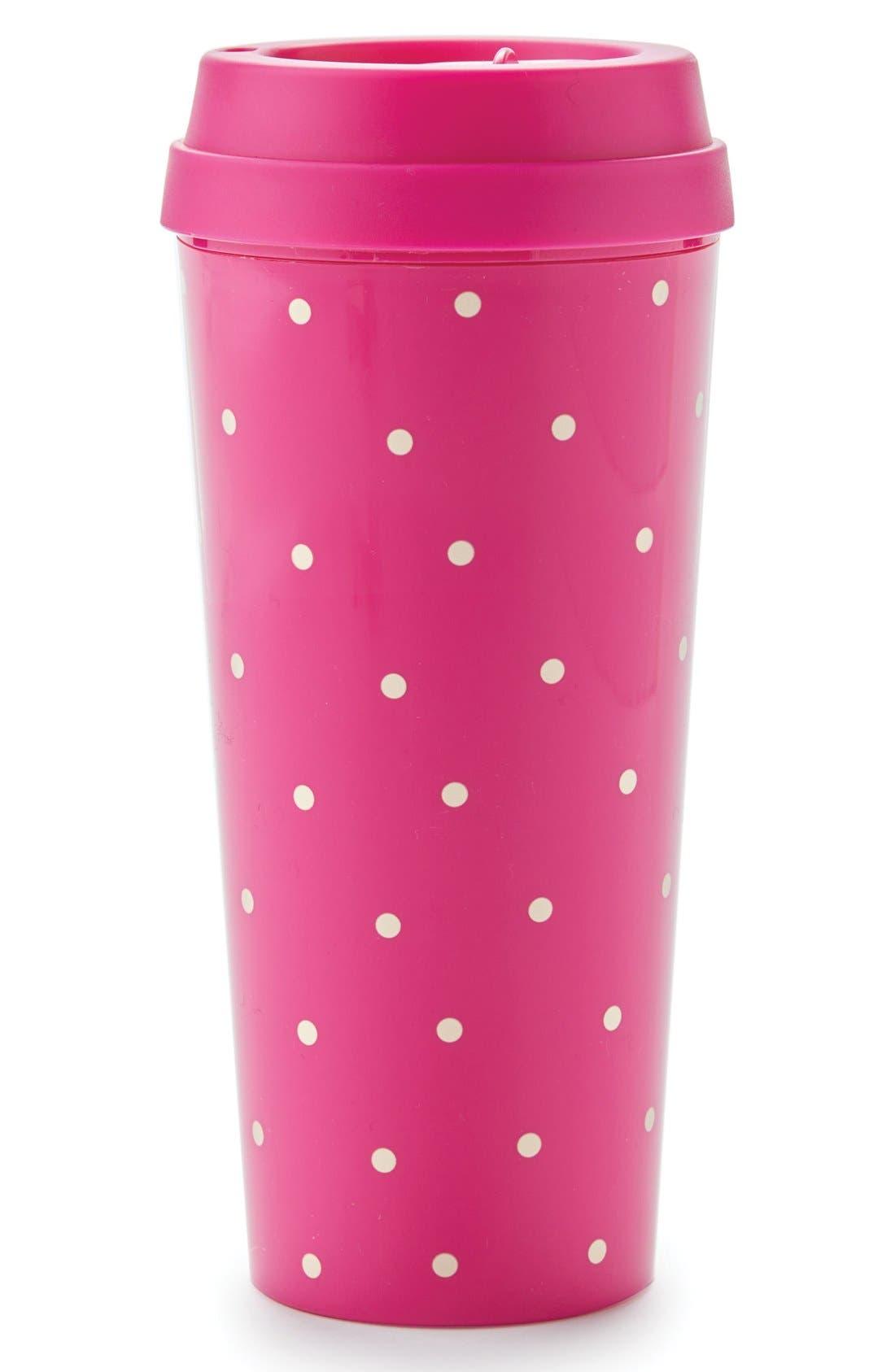 Alternate Image 1 Selected - kate spade new york thermal mug