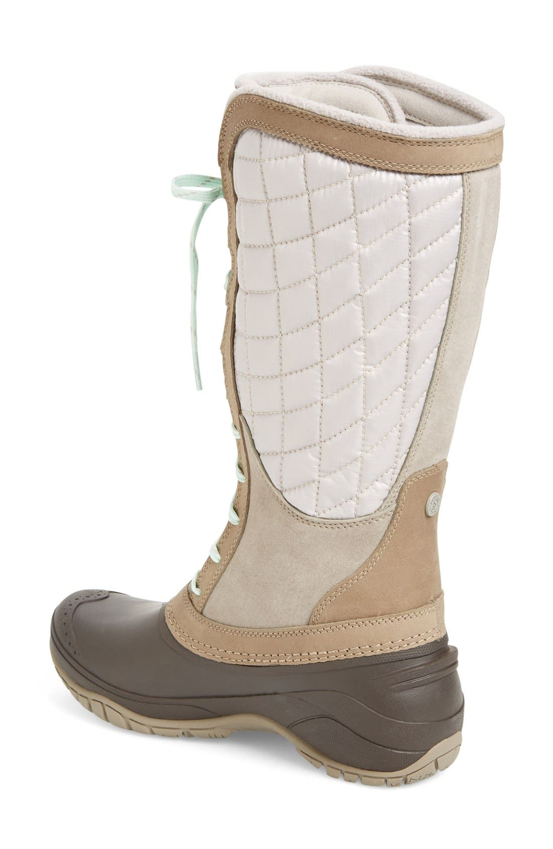Alternate Image 2  - The North Face Thermoball™Waterproof Utility Boot (Women)