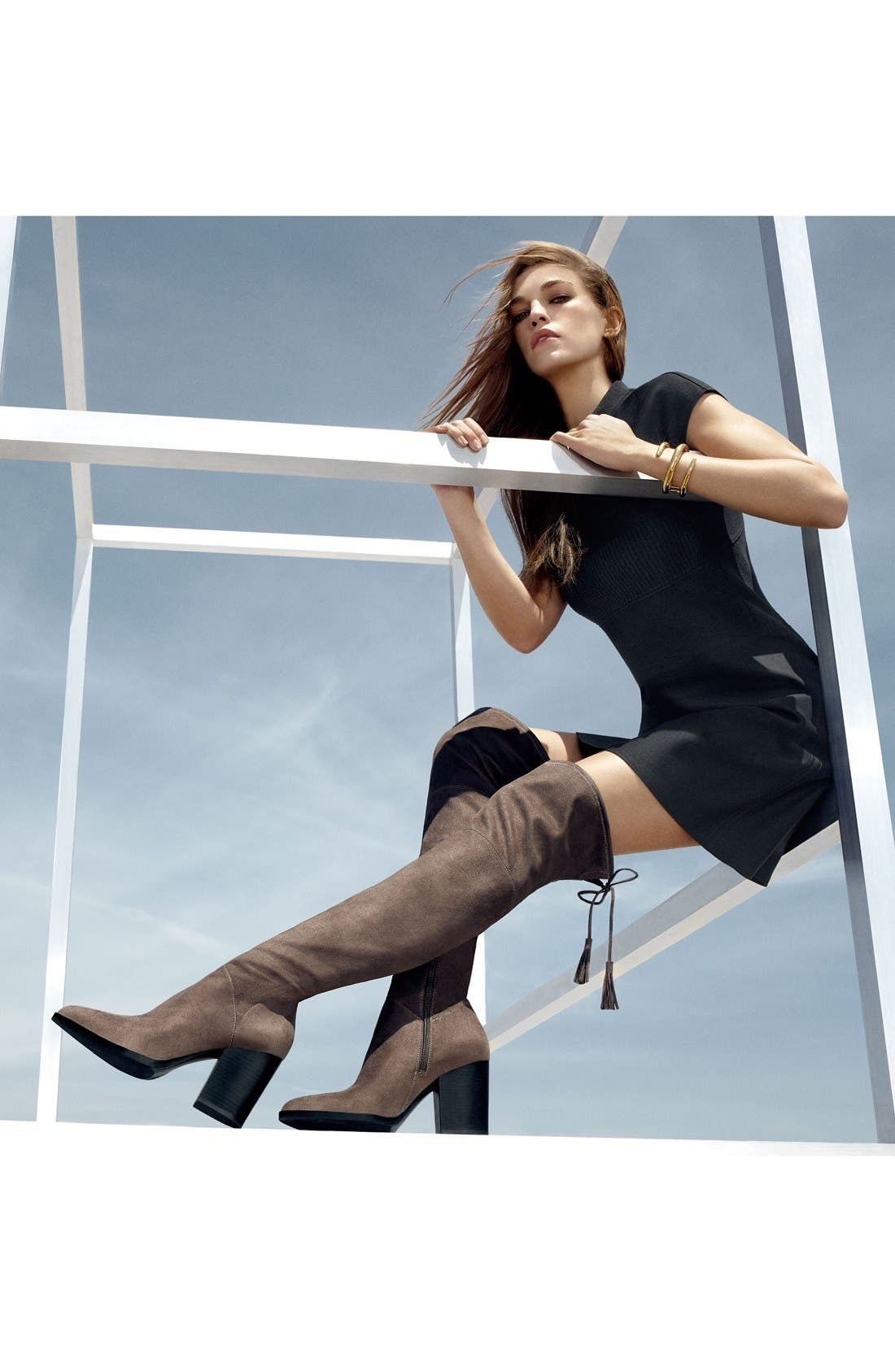 Alternate Image 5  - Marc Fisher LTD 'Alinda' Over the Knee Boot (Women)