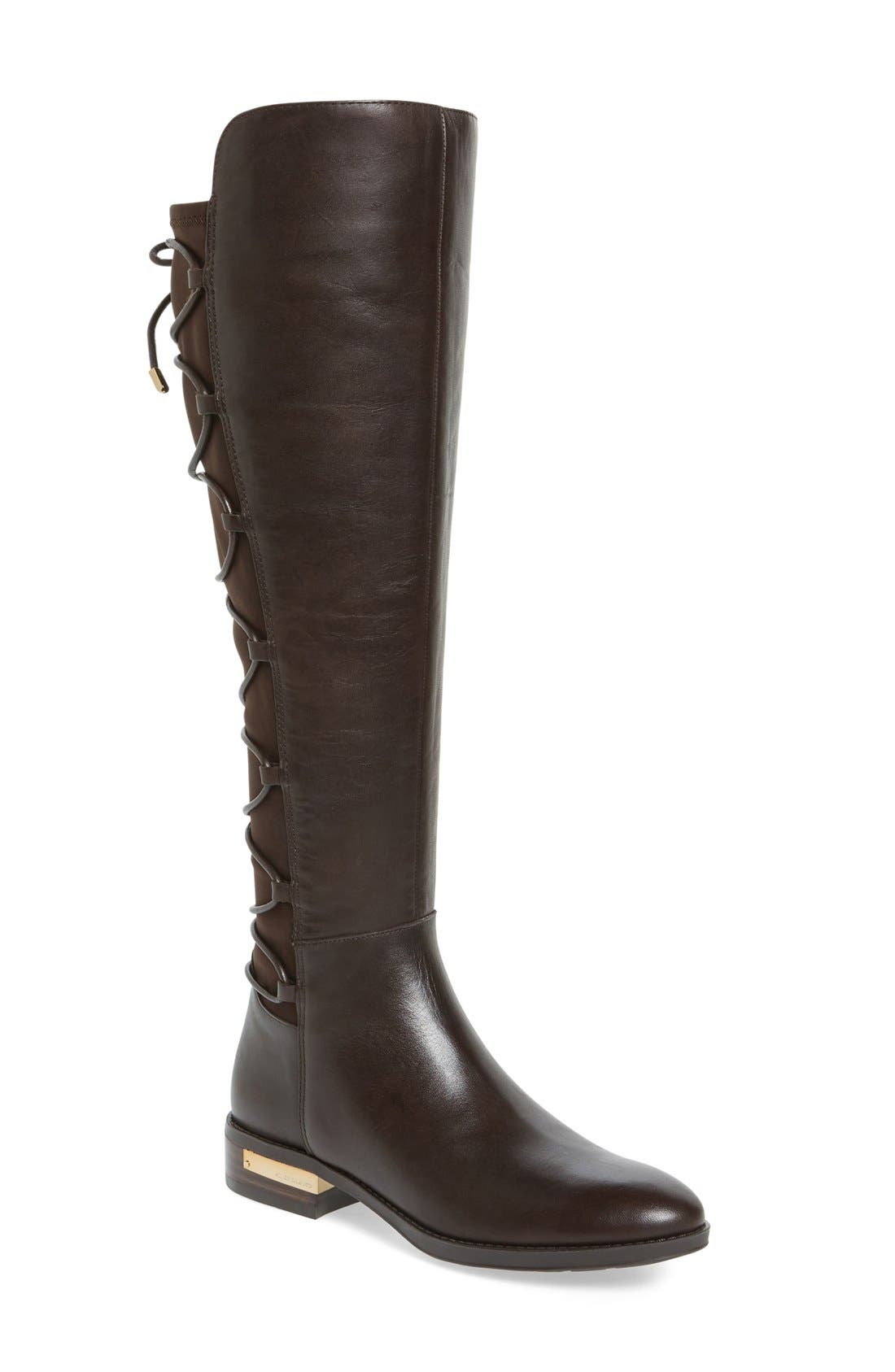 Main Image - Vince Camuto Parle Over the Knee Corset Boot (Women)