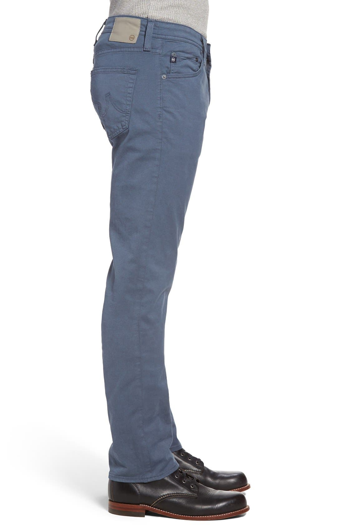 Alternate Image 3  - AG 'Matchbox BES' Slim Fit Pants