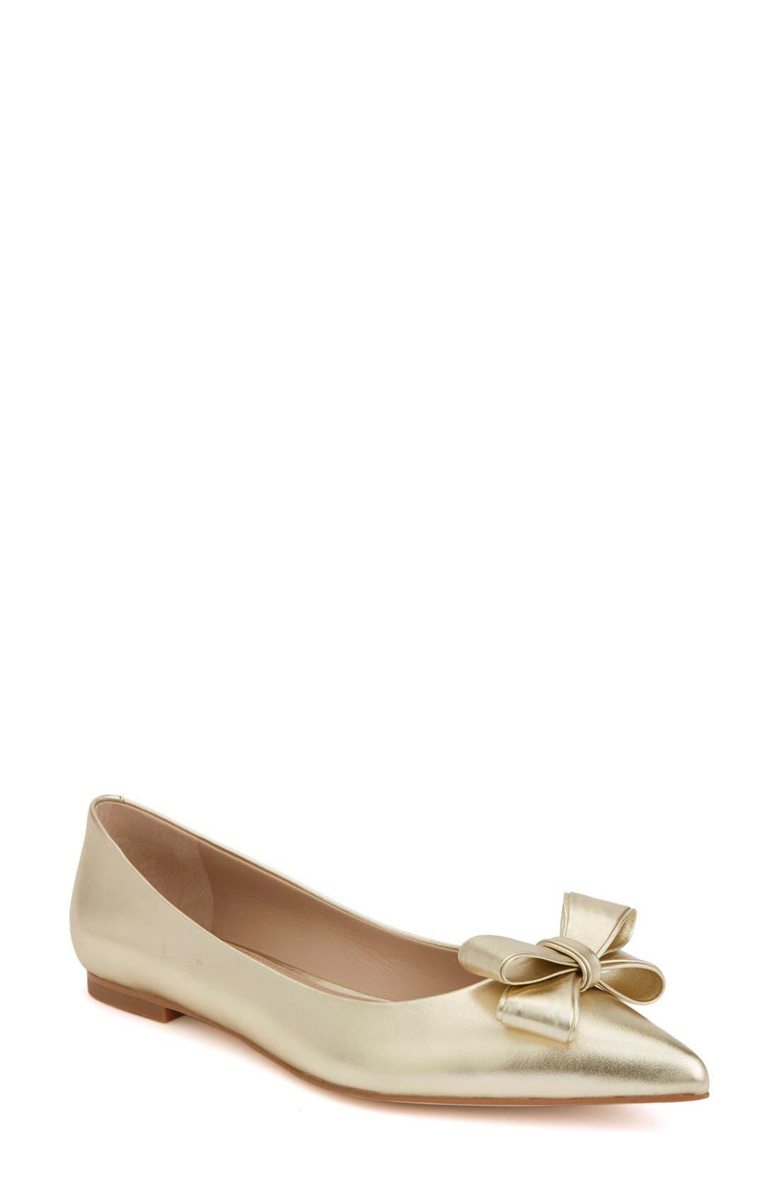Shoes of Prey x Megan Hess Bow Flat (Women)