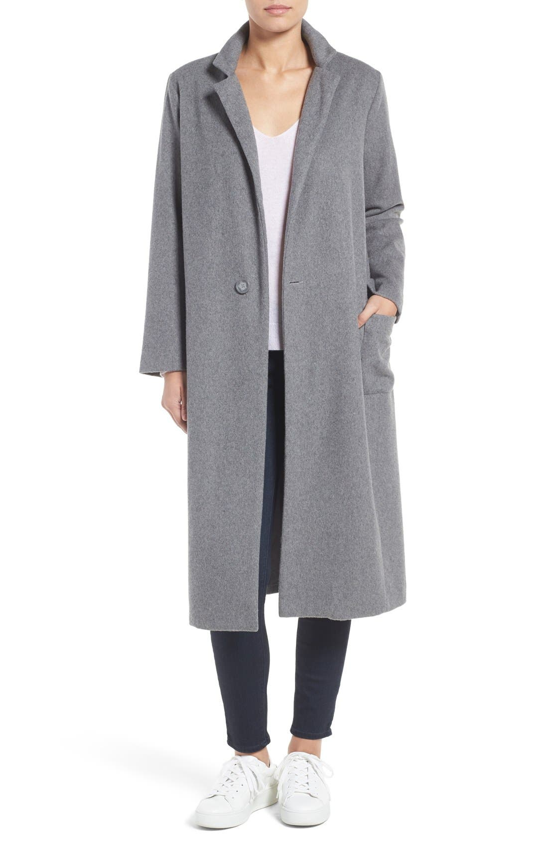 Alternate Image 1 Selected - cupcakes and cashmere Levin Coat