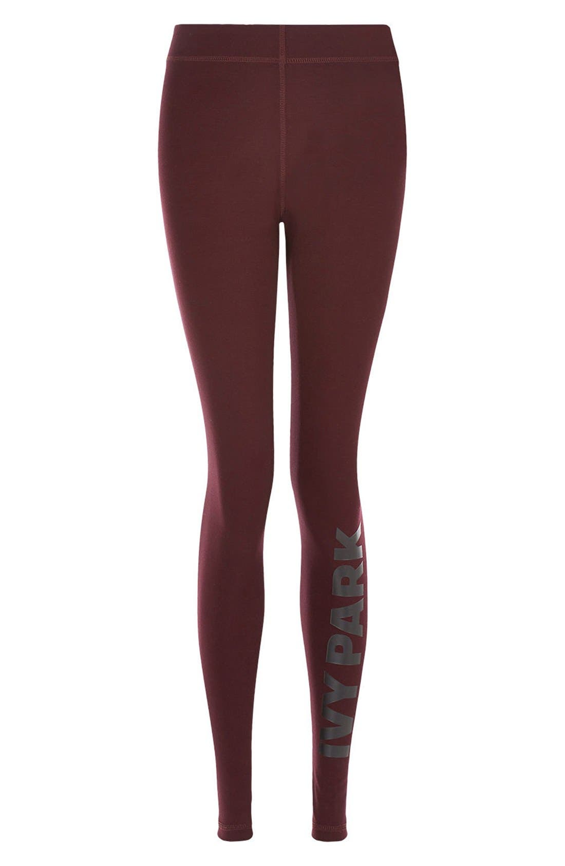 Alternate Image 5  - IVY PARK® Logo Leggings