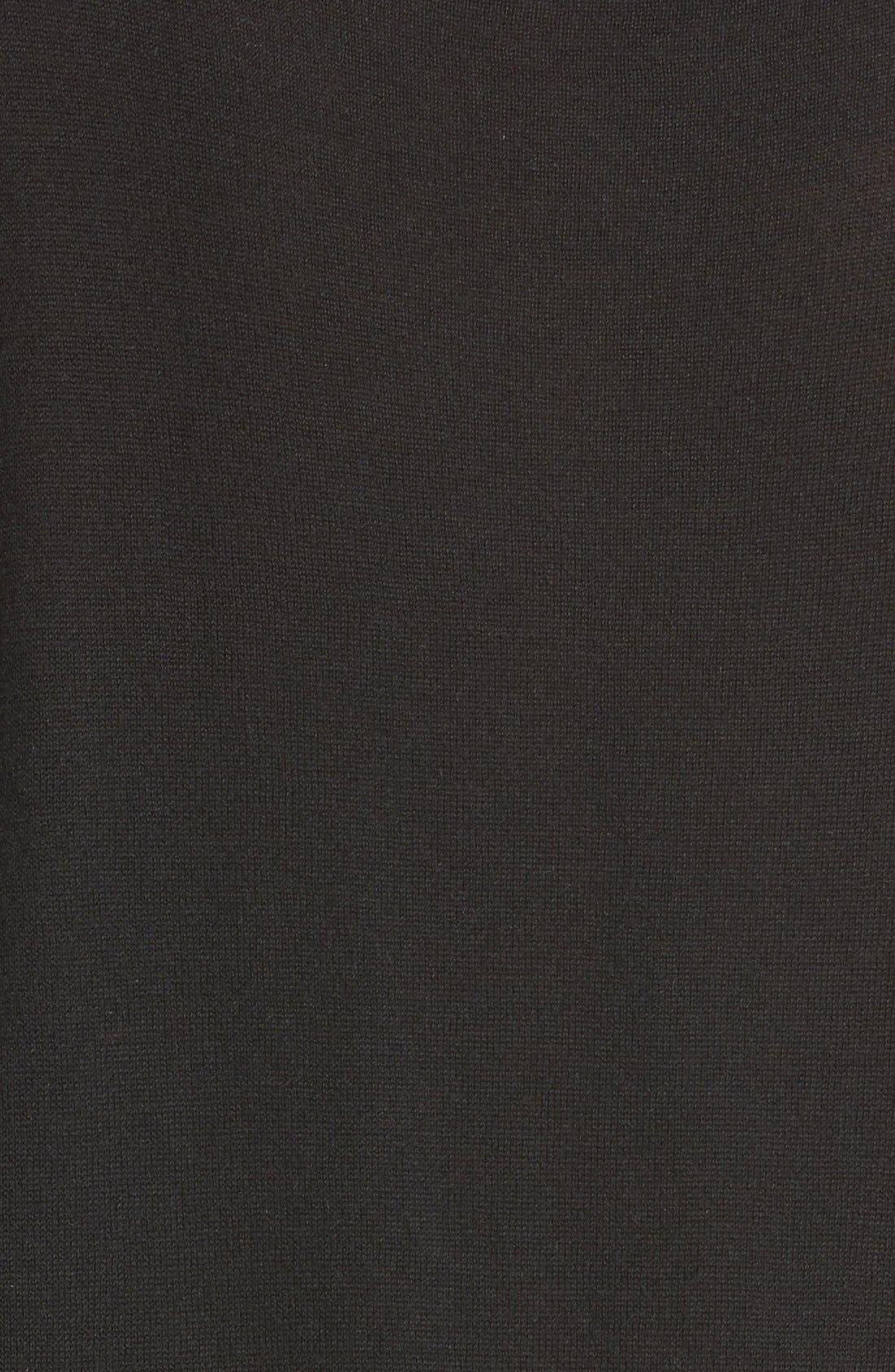 Alternate Image 5  - 10 Crosby Derek Lam Knit Silk & Cashmere Cold Shoulder Sweater