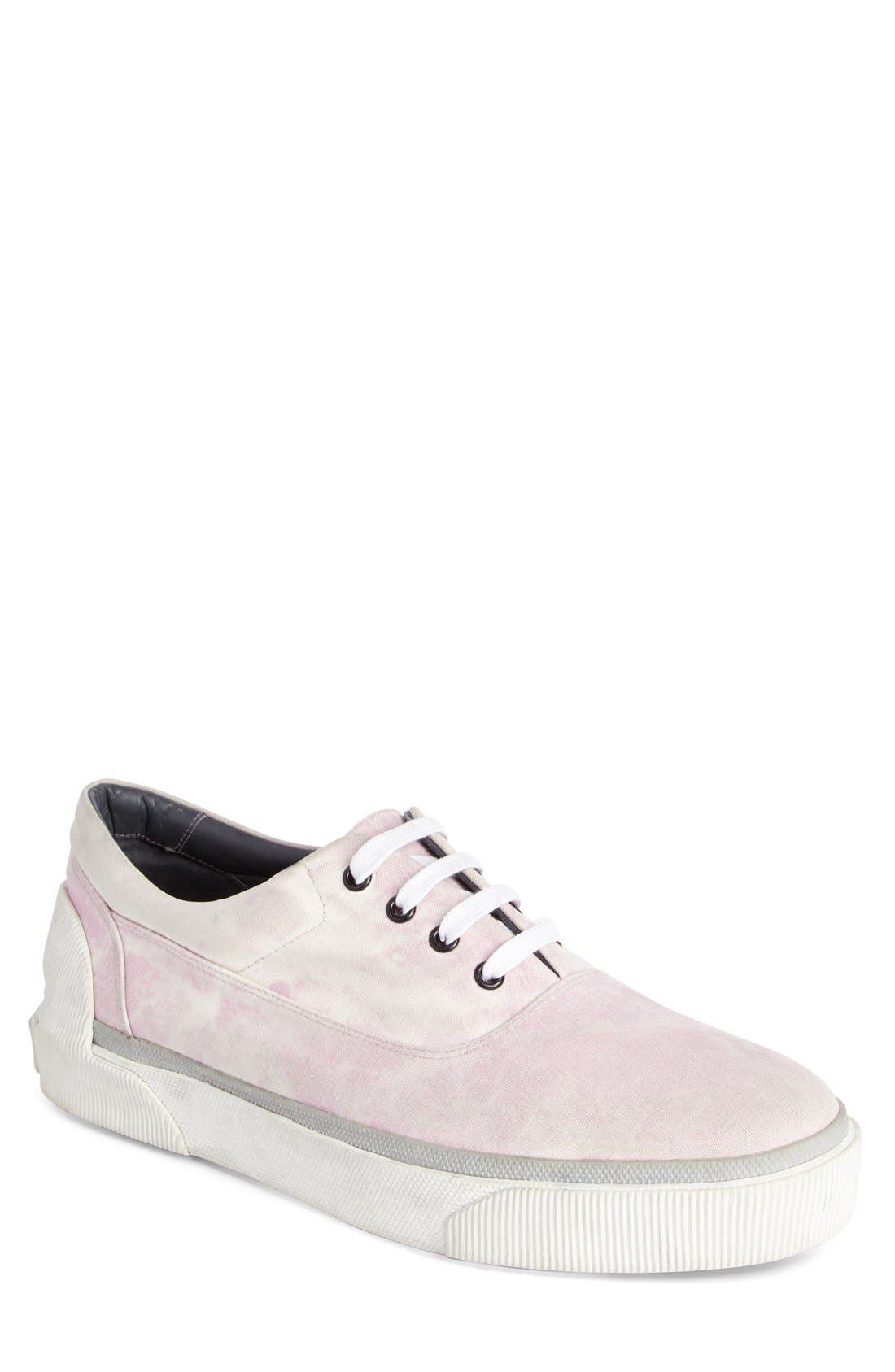 LANVIN Low Top Oxford Sneaker
