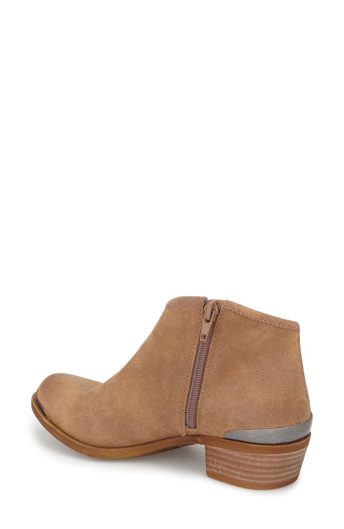 Alternate Image 2  - Lucky Brand Breeza Asymmetrical Bootie (Women)