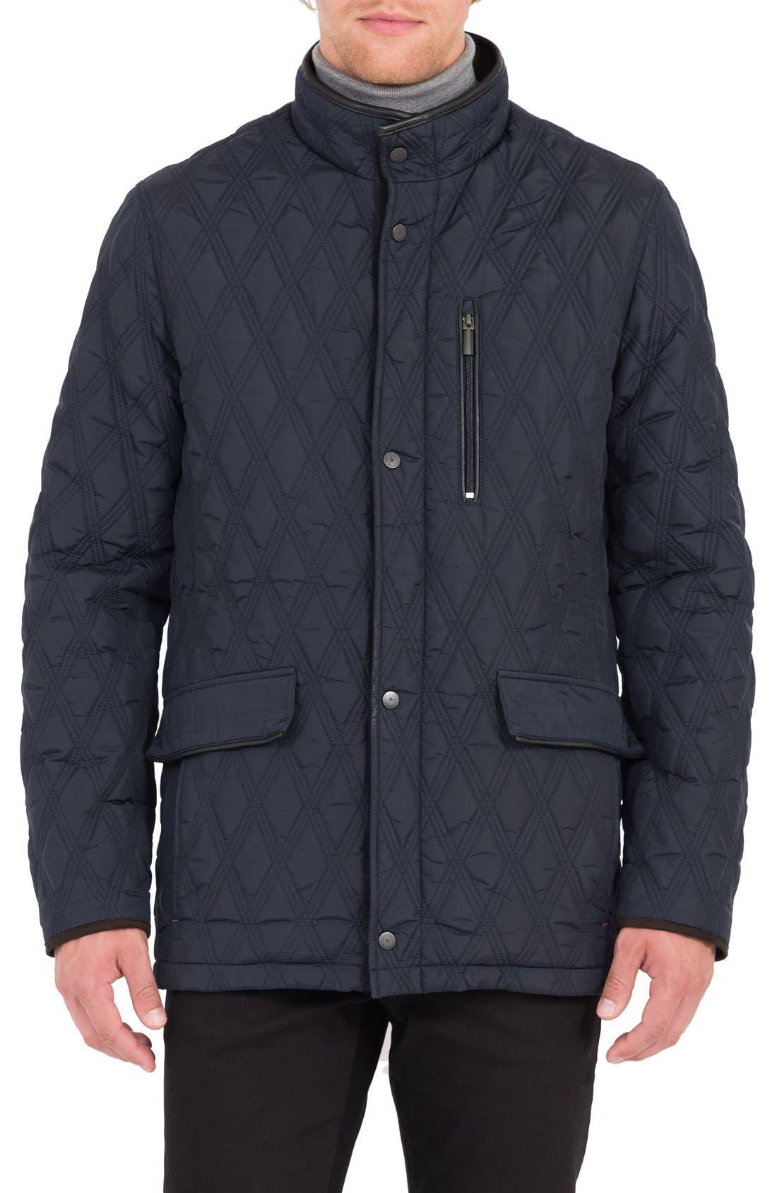 RAINFOREST Prichard Heat System Quilted Jacket